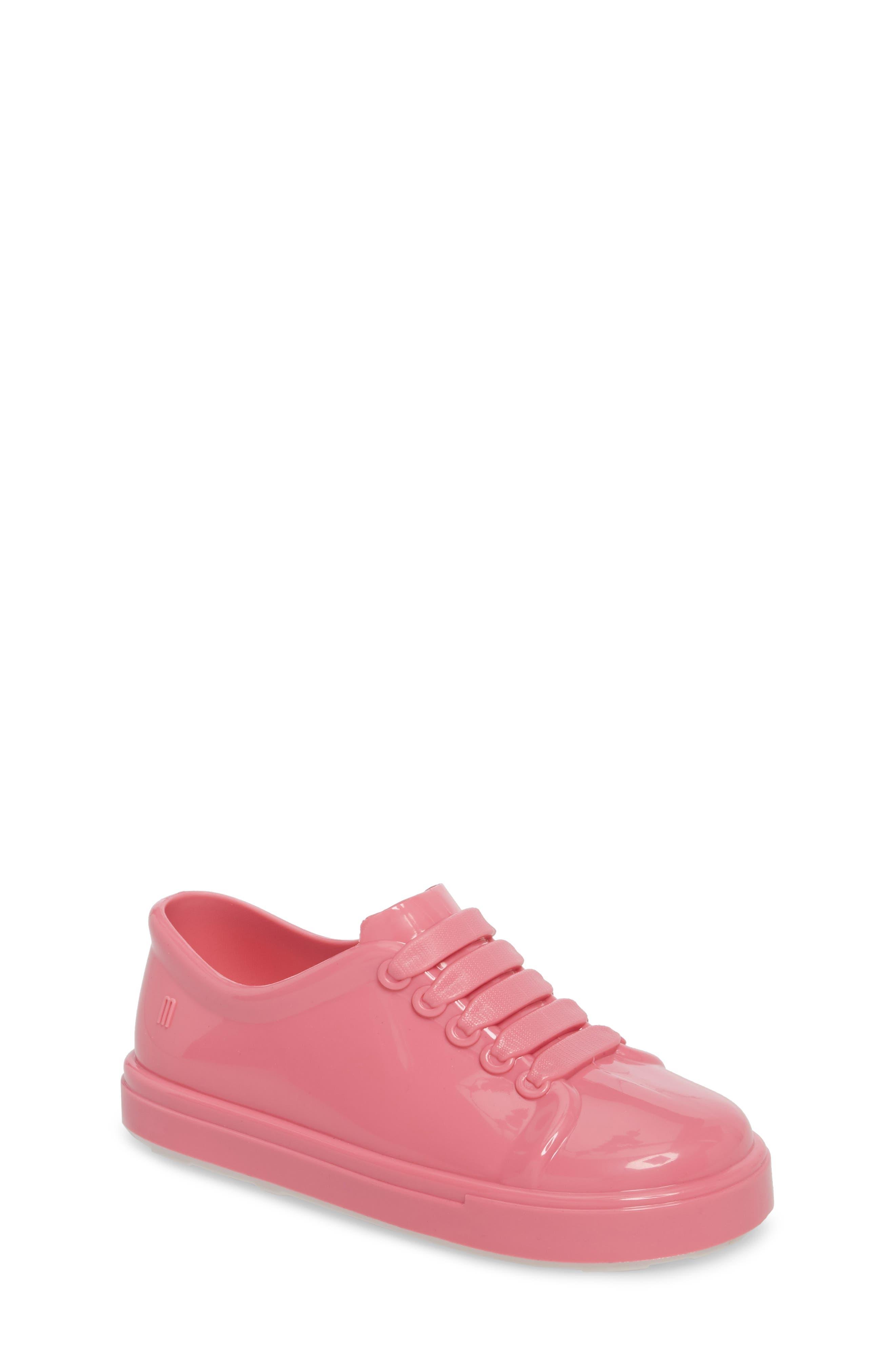 Mini Melissa Be Slip-On Sneaker (Walker & Toddler)