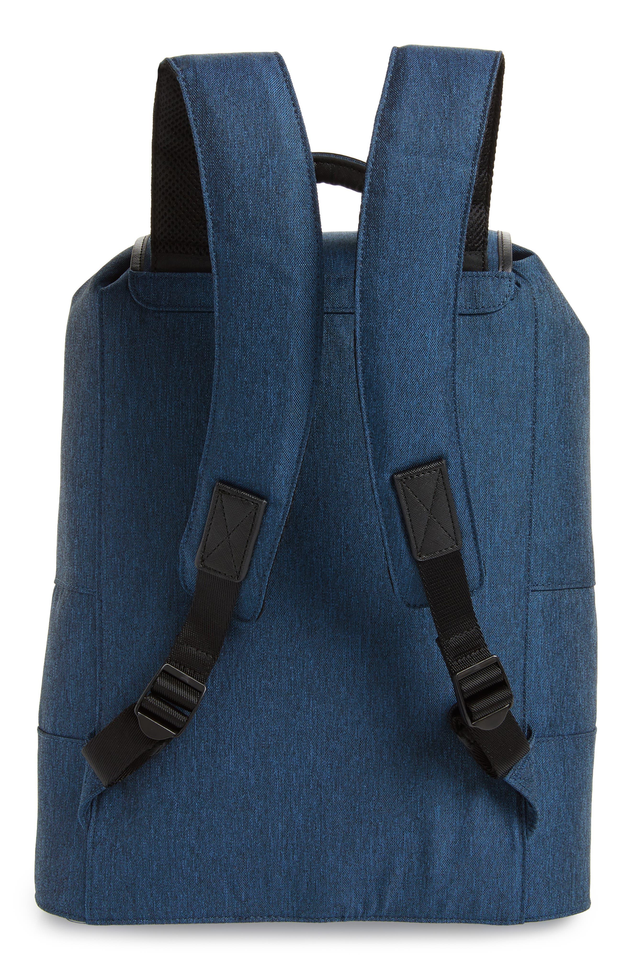 Rayman Backpack,                             Alternate thumbnail 3, color,                             Blue