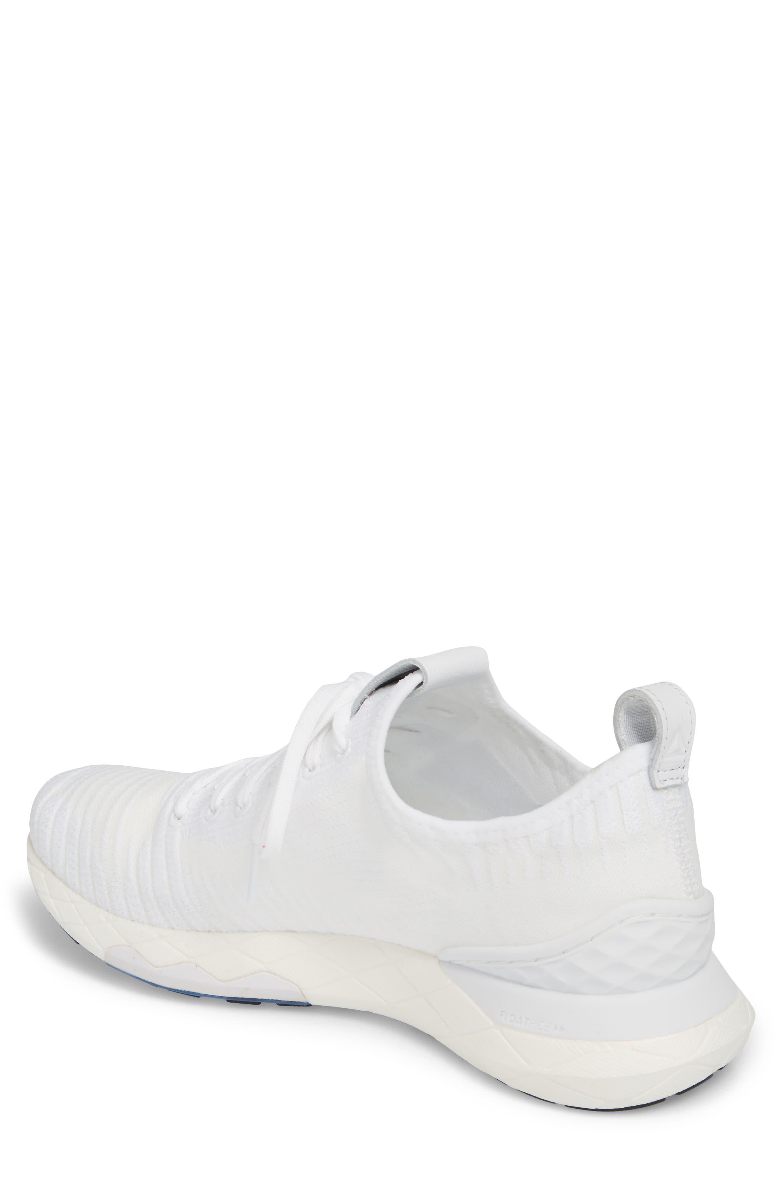 Floatride Run 6000 Running Shoe,                             Alternate thumbnail 2, color,                             White