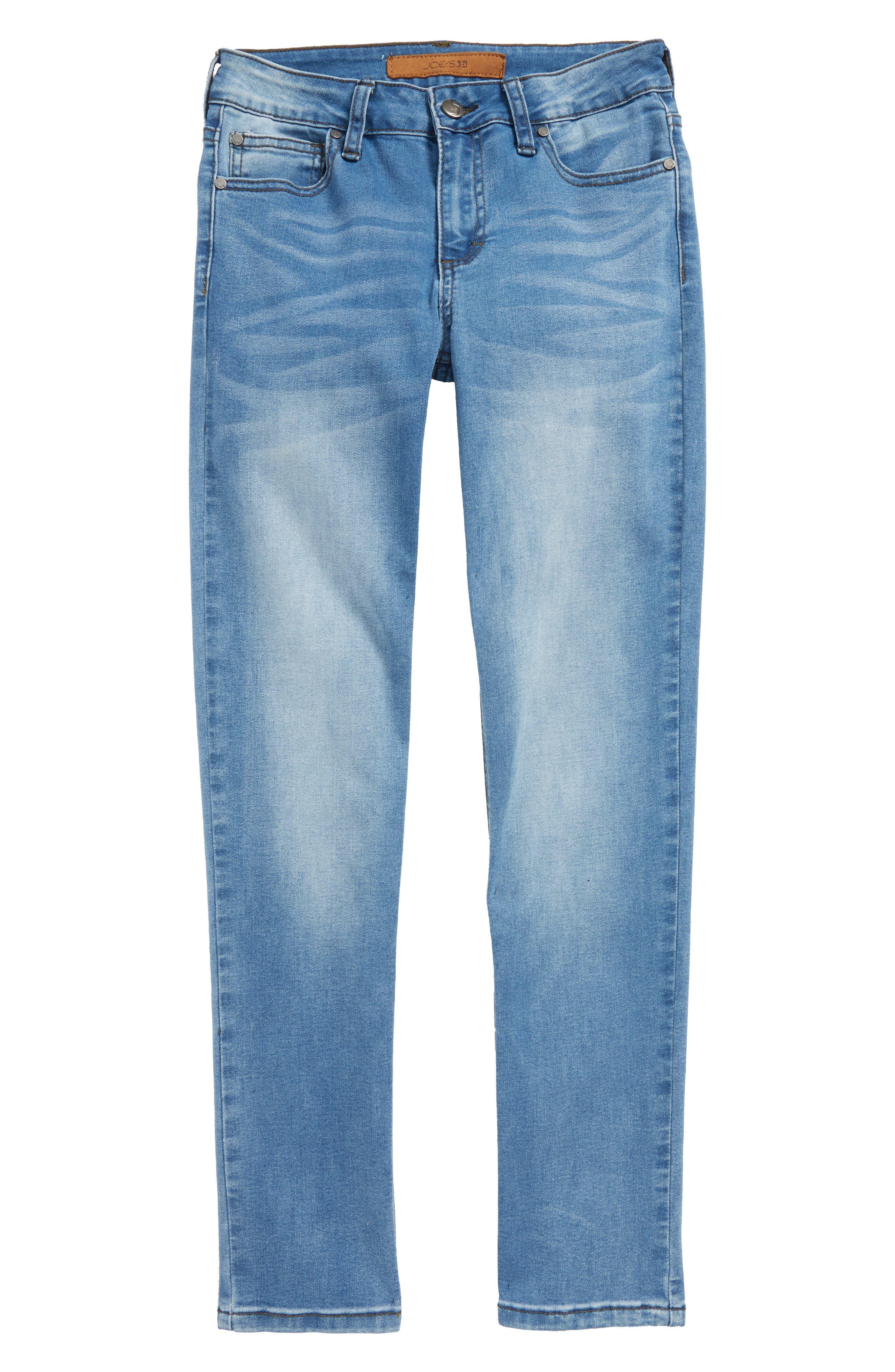 Rad Kinetic Stretch Skinny Fit Jeans,                         Main,                         color, Cubana Blue