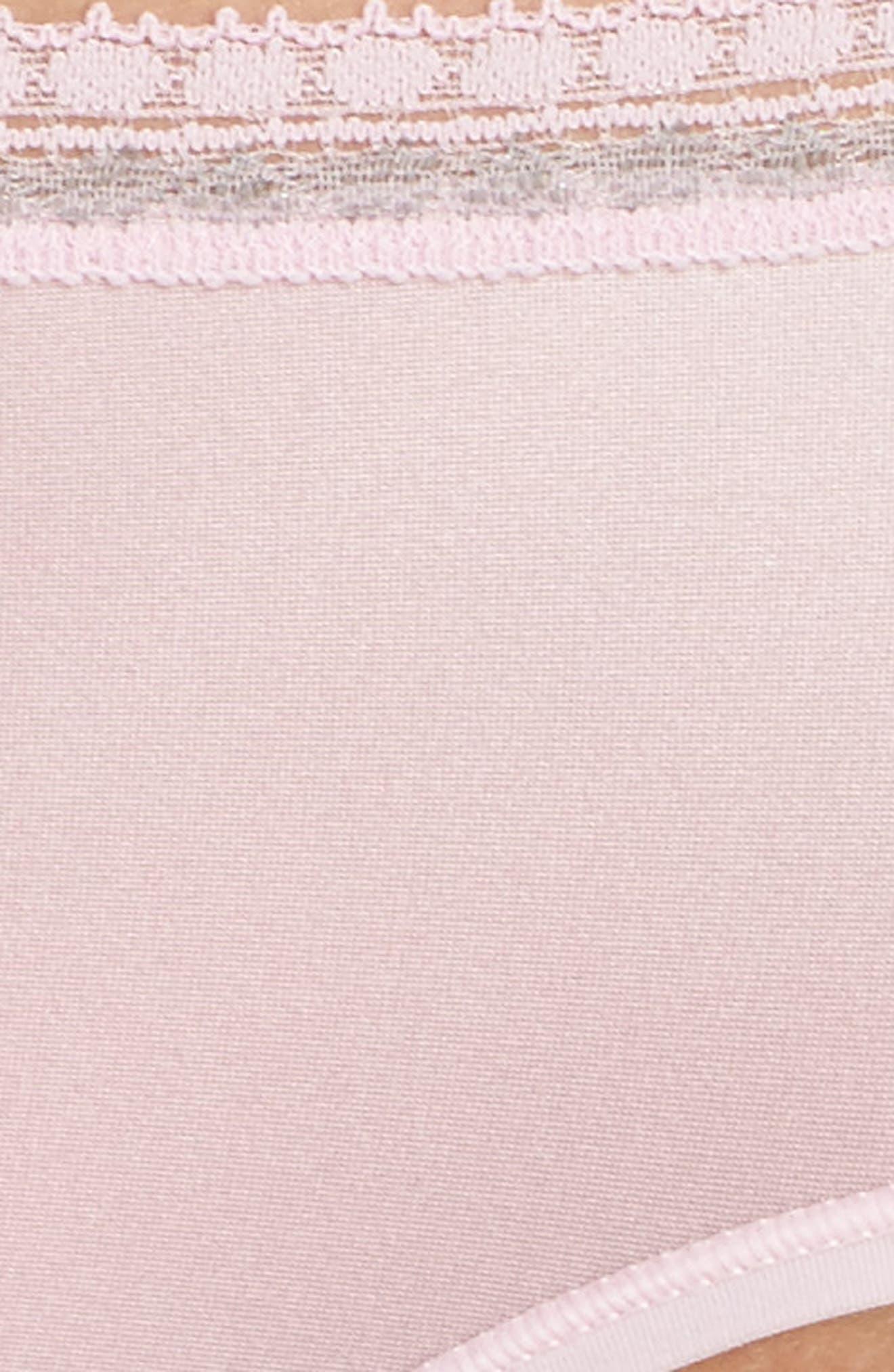 High Cut Briefs,                             Alternate thumbnail 9, color,                             Pink Lady
