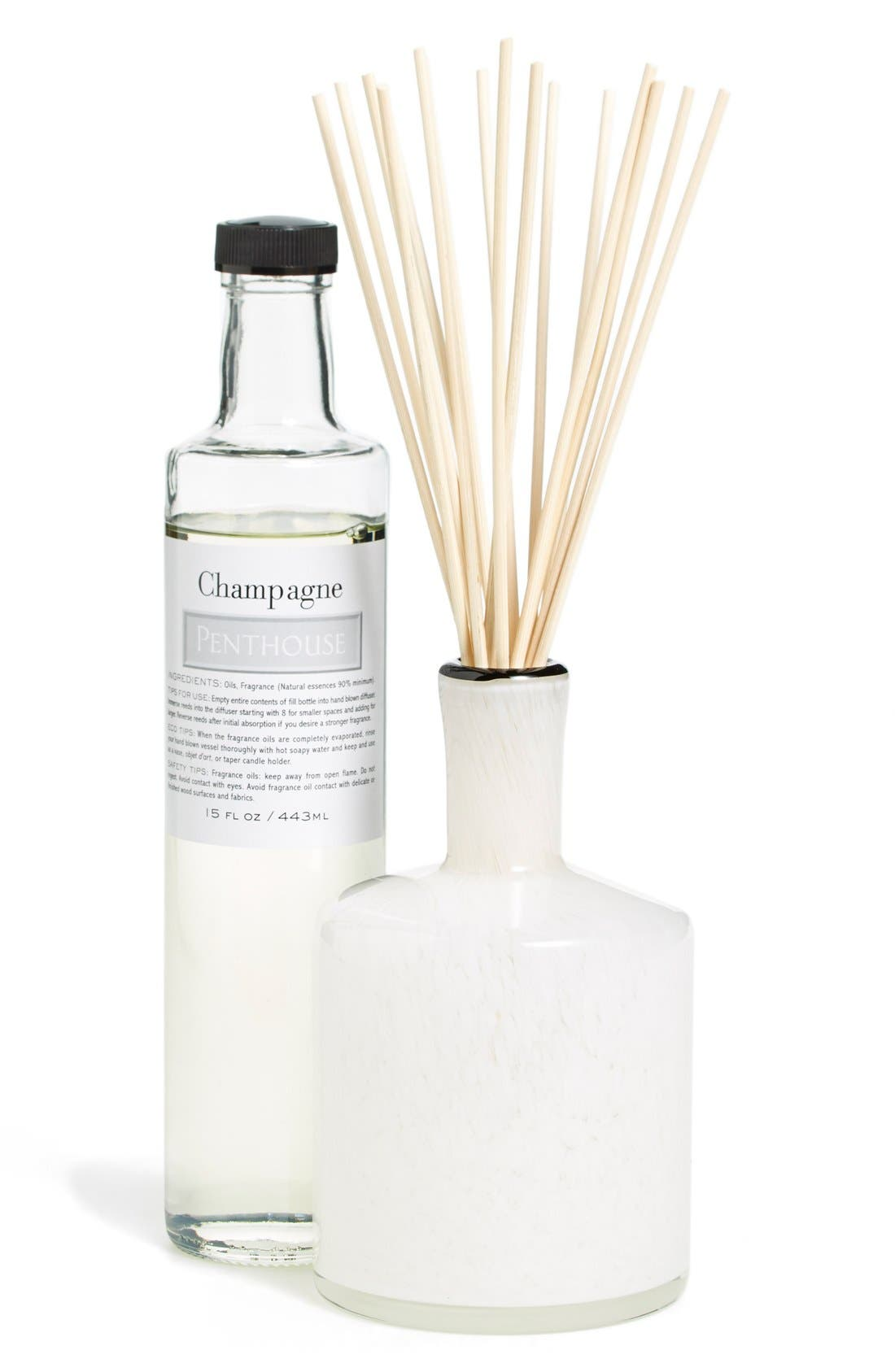 'Champagne - Penthouse' Fragrance Diffuser,                             Main thumbnail 1, color,                             No Color