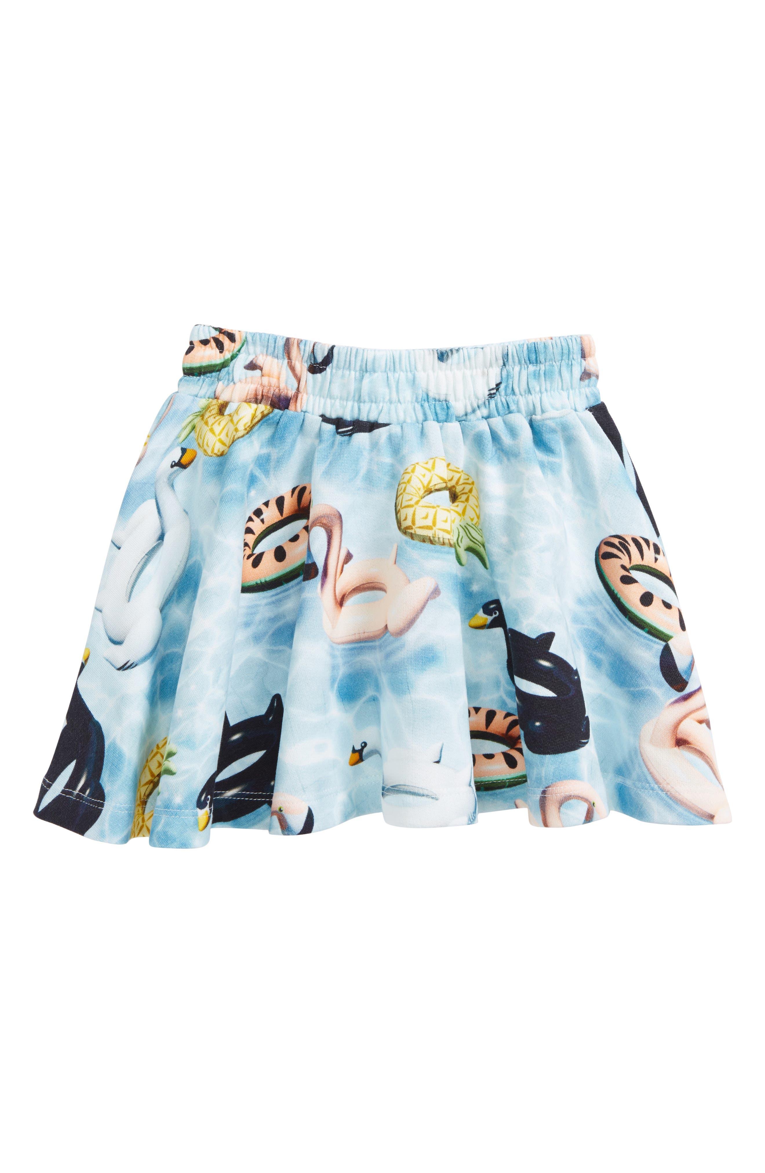 Barbera Pool Float Skirt,                             Main thumbnail 1, color,                             Pool Fun
