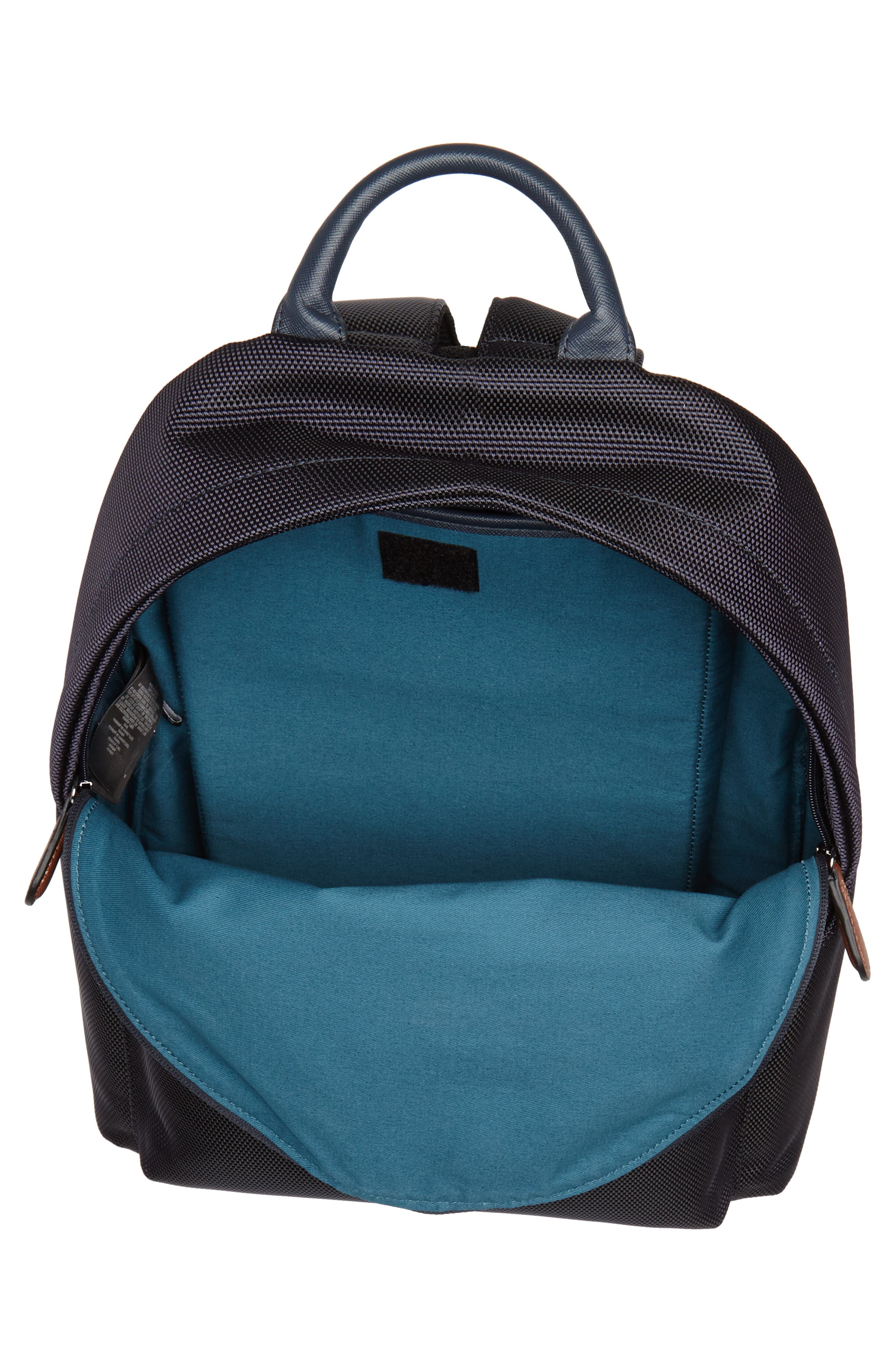 Brakes Backpack,                             Alternate thumbnail 4, color,                             Navy