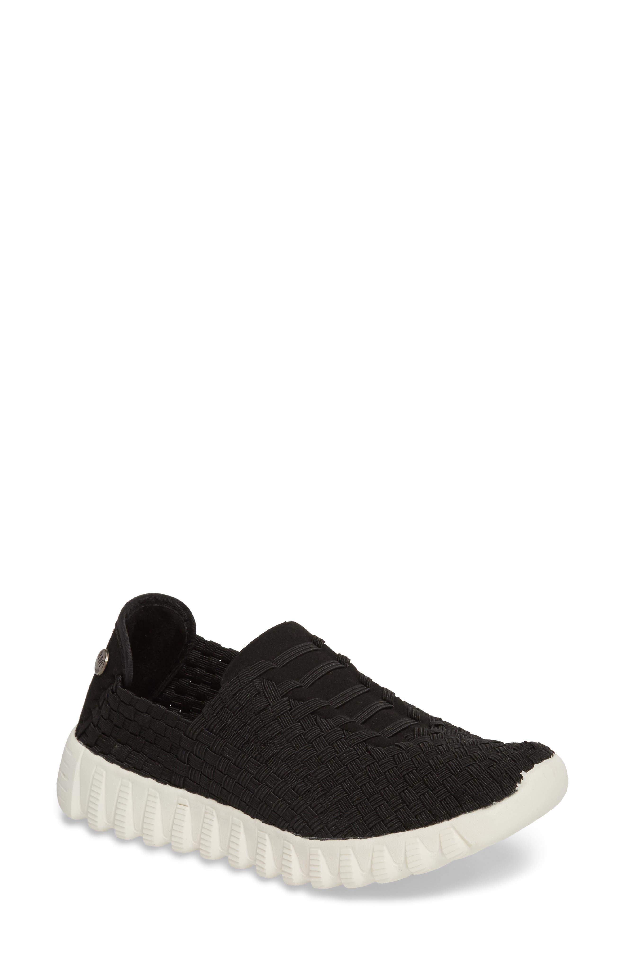 Vivaldi Slip-On Sneaker,                             Main thumbnail 1, color,                             Black