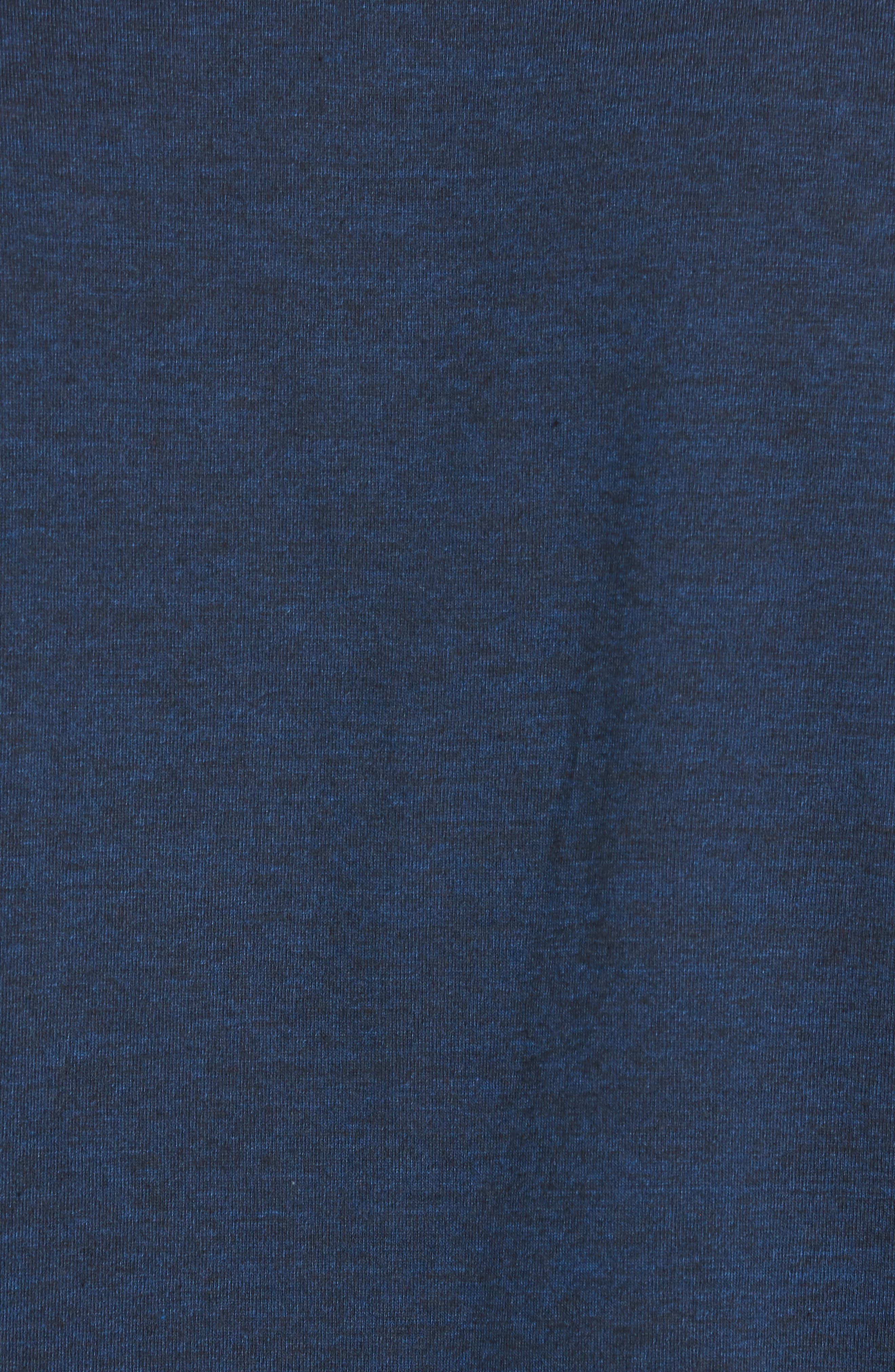 Threads for Thought Pocket Crew T-Shirt,                             Alternate thumbnail 5, color,                             Midnight
