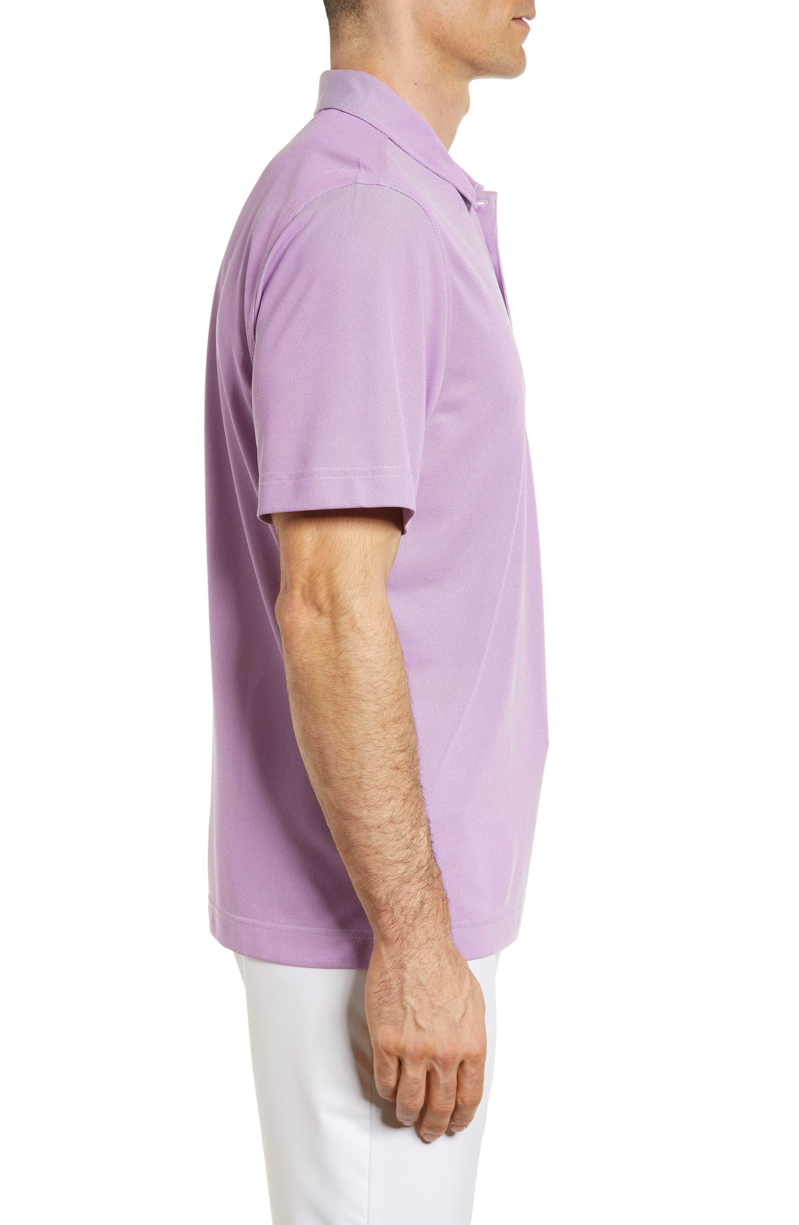 Alternate Image 3  - Cutter & Buck 'Blaine Oxford' Moisture Wicking Dry Tec Polo