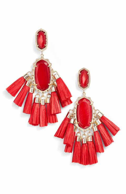 Women S Red Jewelry