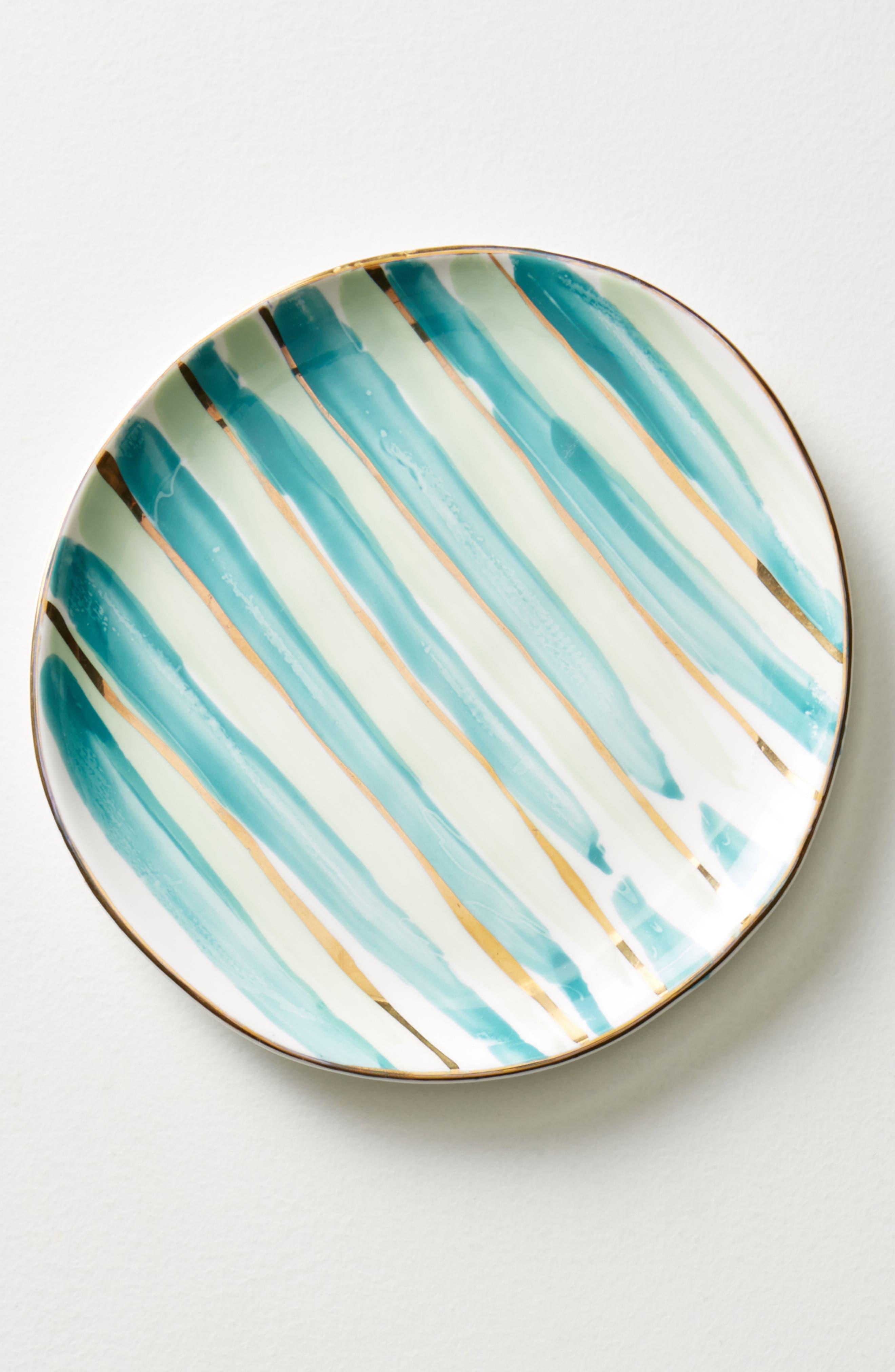 Mimira Canape Plate,                             Main thumbnail 1, color,                             Holly