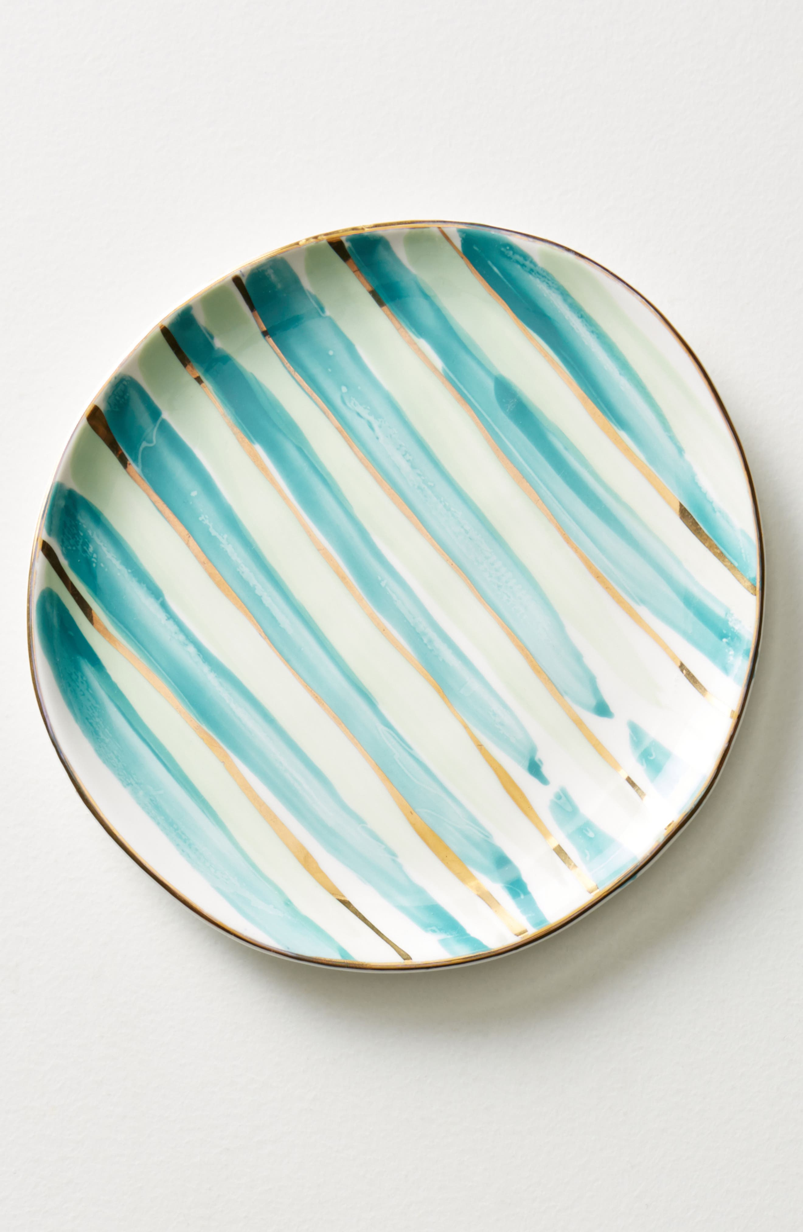 Mimira Canape Plate,                         Main,                         color, Holly