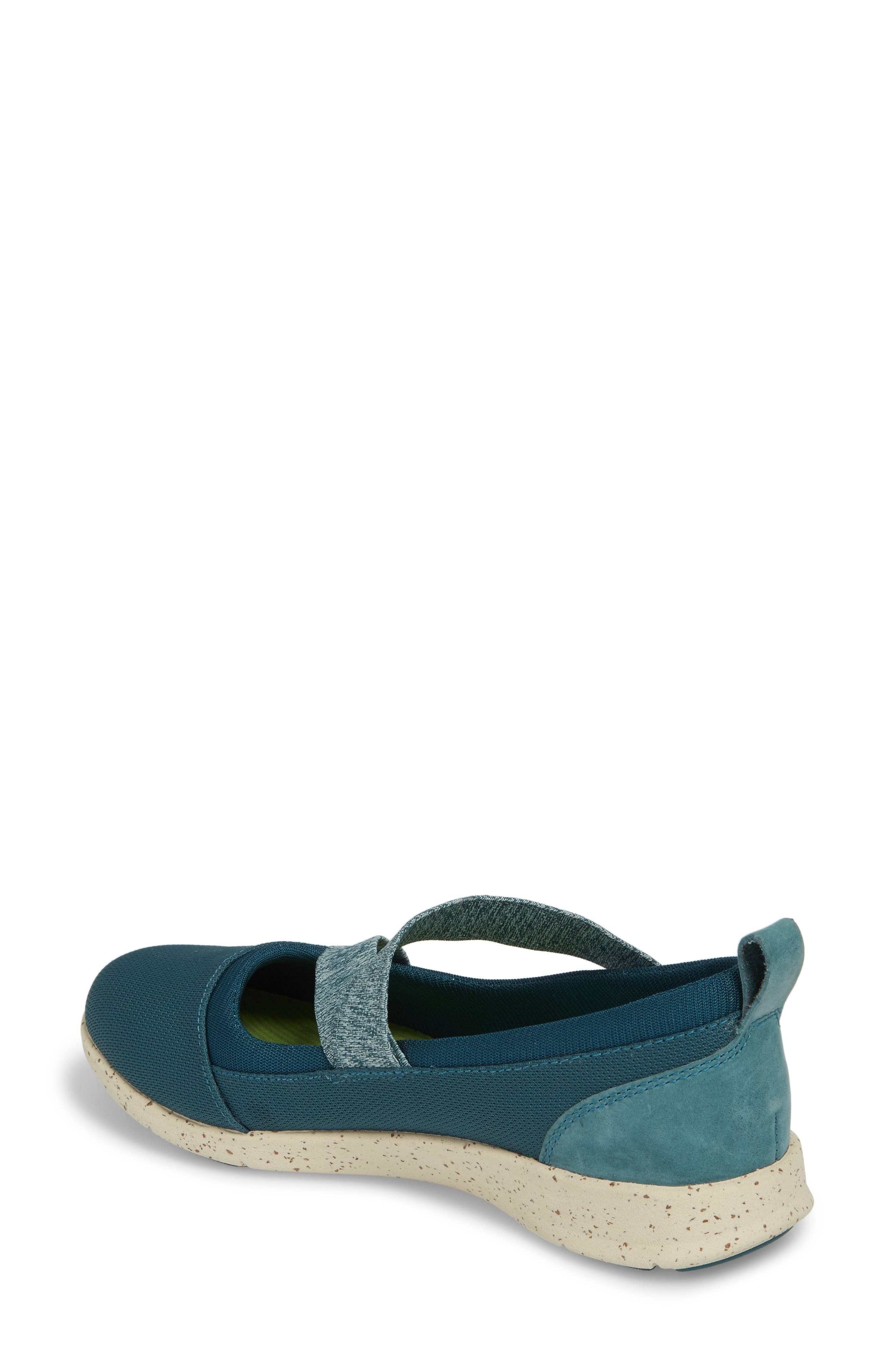 Palisade Sneaker,                             Alternate thumbnail 2, color,                             Balsam Blue Leather