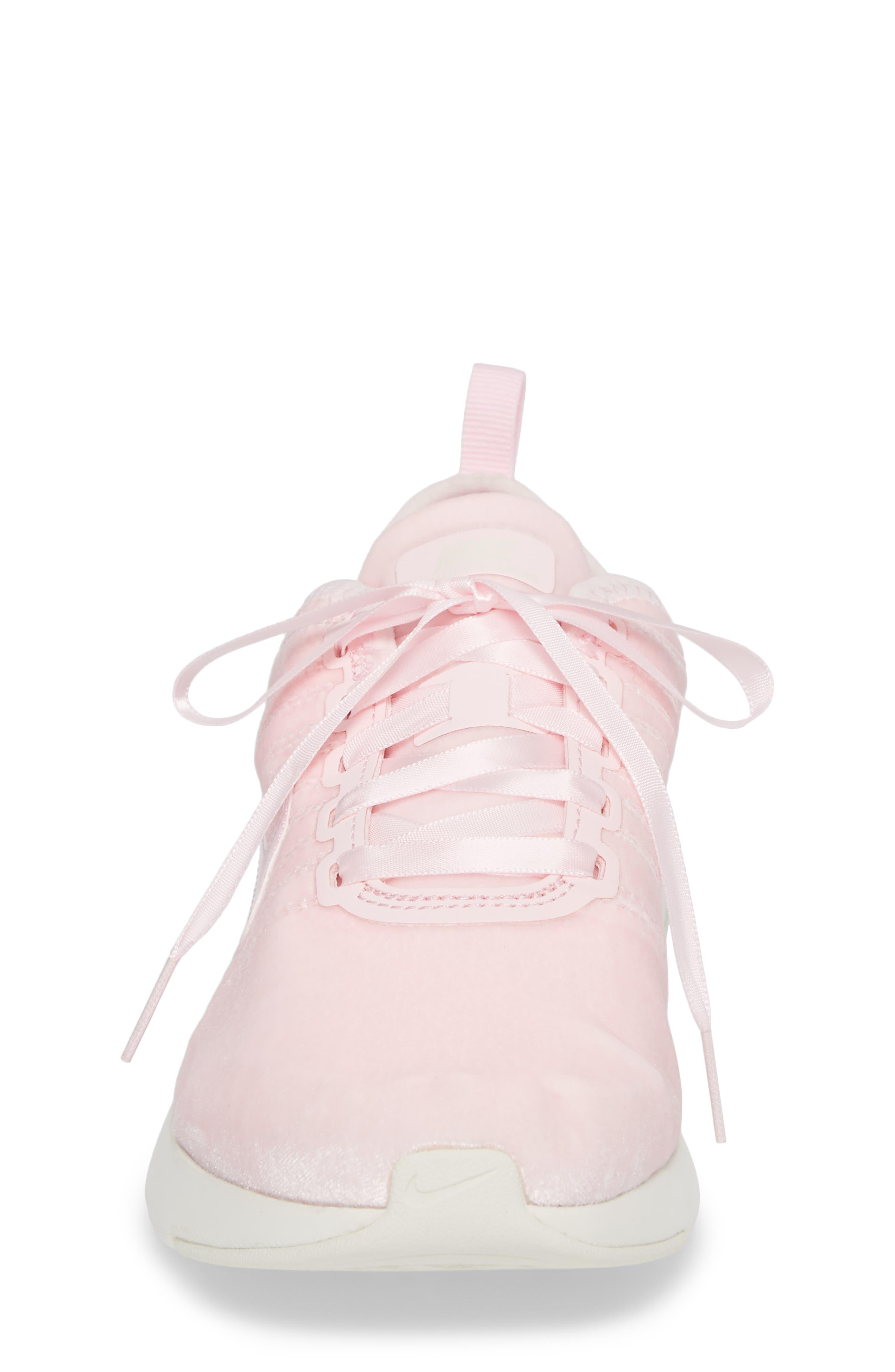 Dualtone Racer SE Sneaker,                             Alternate thumbnail 4, color,                             Arctic Pink/ Arctic Pink/ Sail