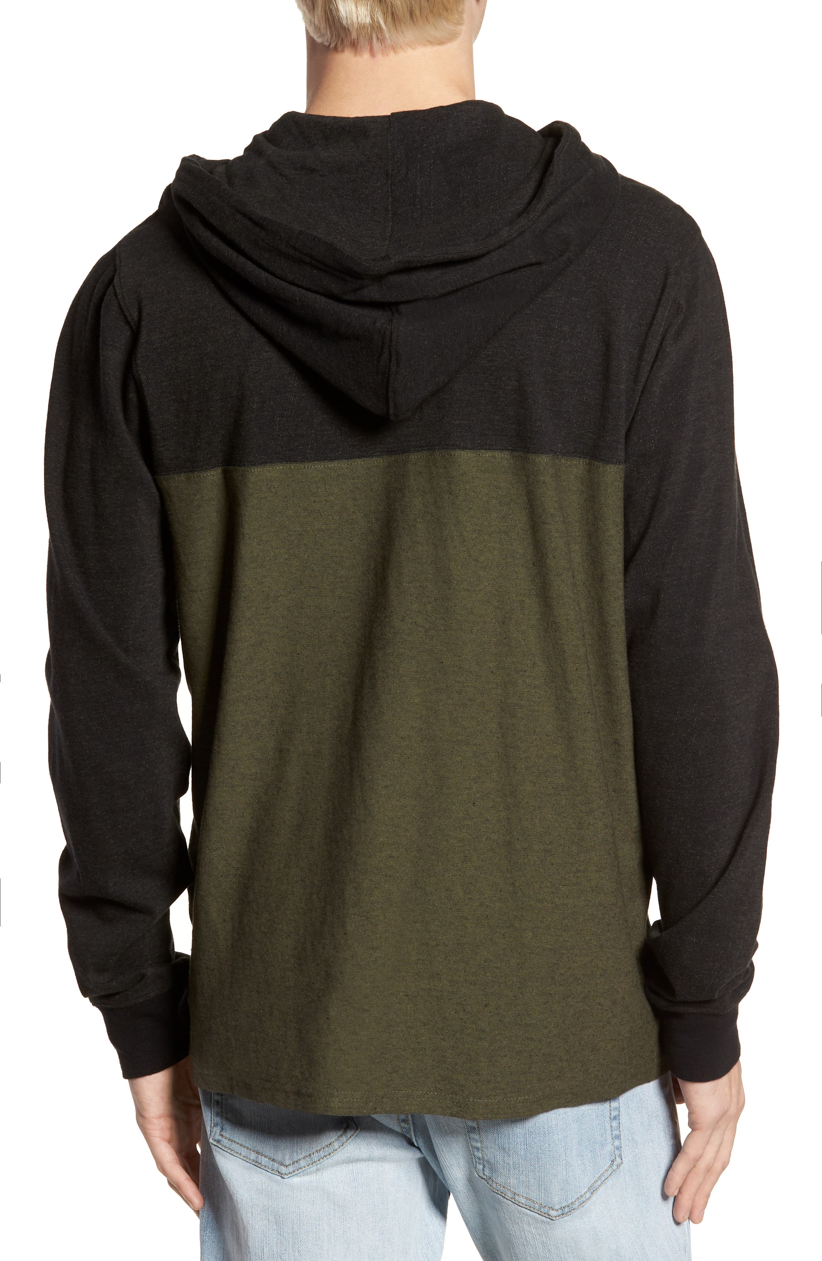 Liev Pullover,                             Alternate thumbnail 2, color,                             Black