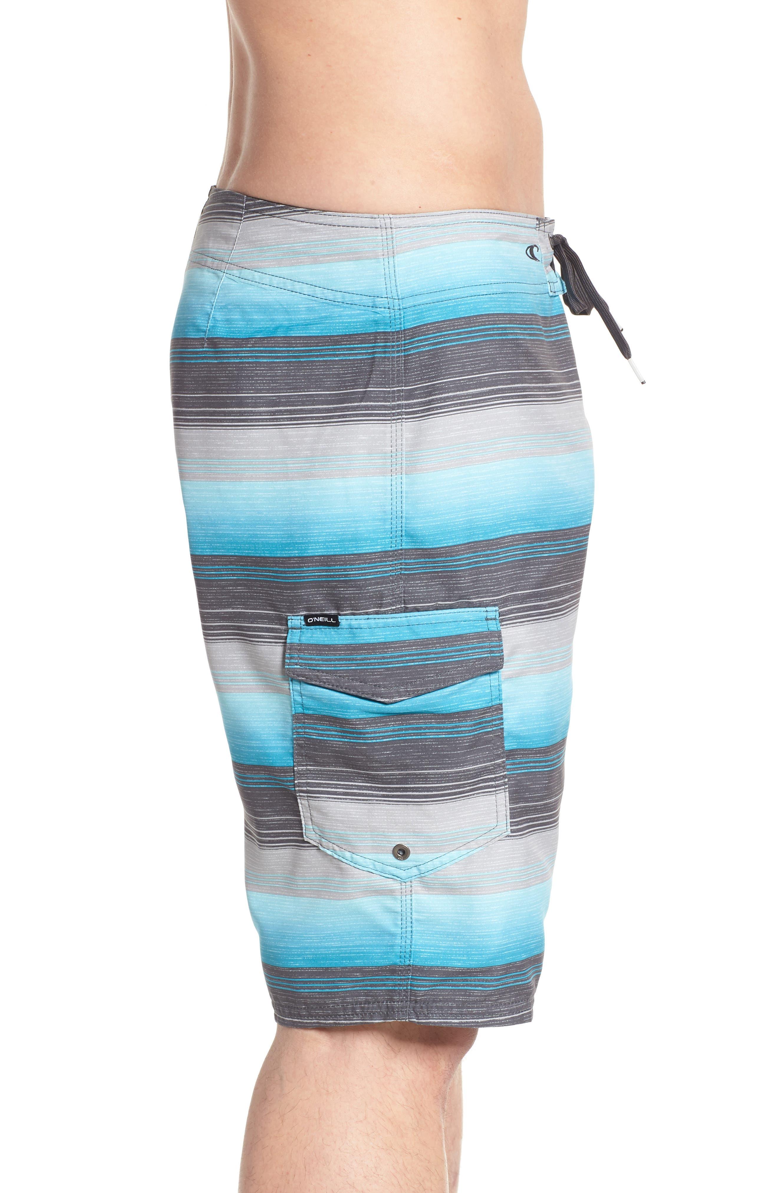 Santa Cruz Board Shorts,                             Alternate thumbnail 3, color,                             Ocean