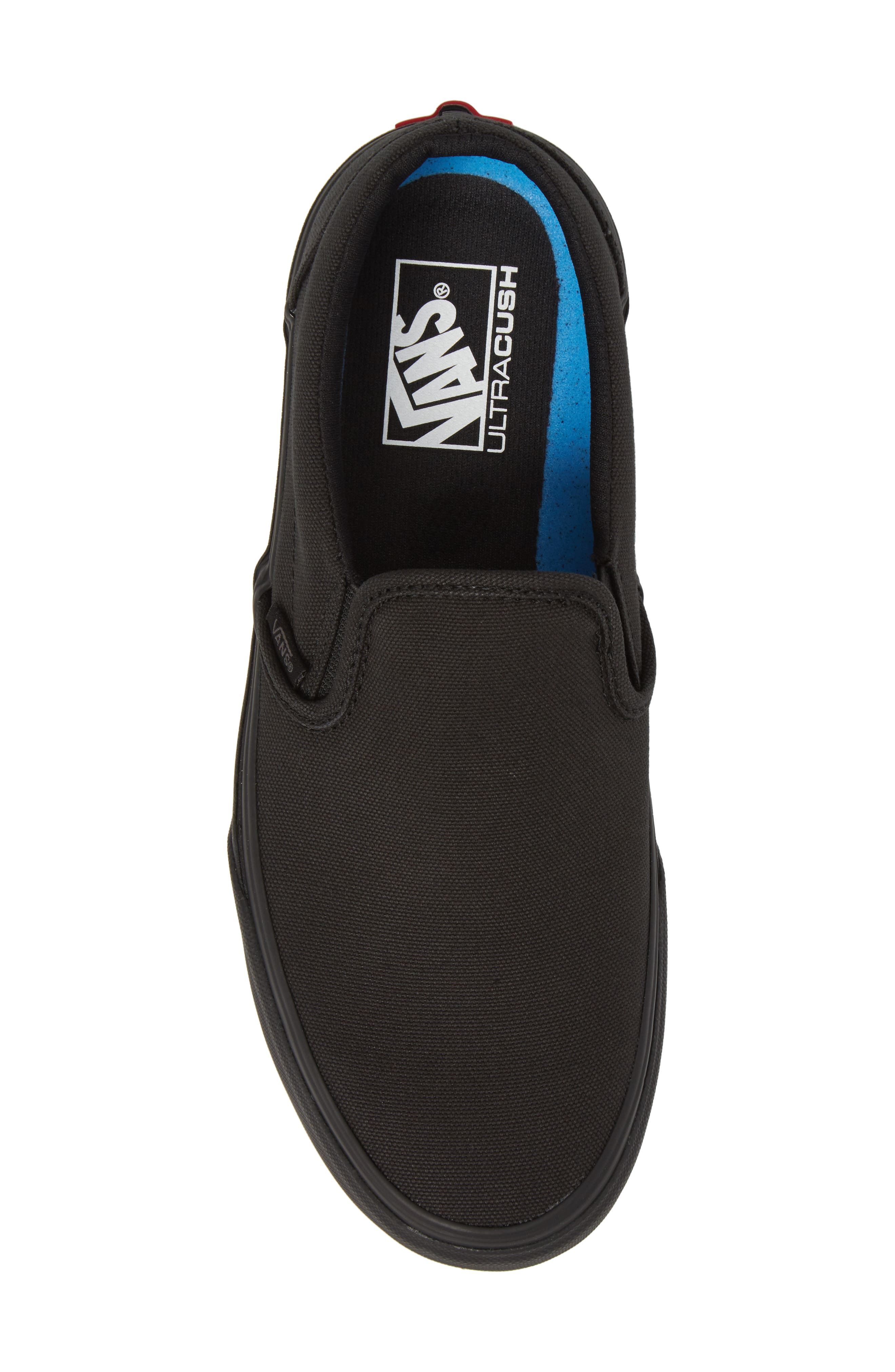 Made for the Makers UC Slip-On Sneaker,                             Alternate thumbnail 5, color,                             Black/ Black