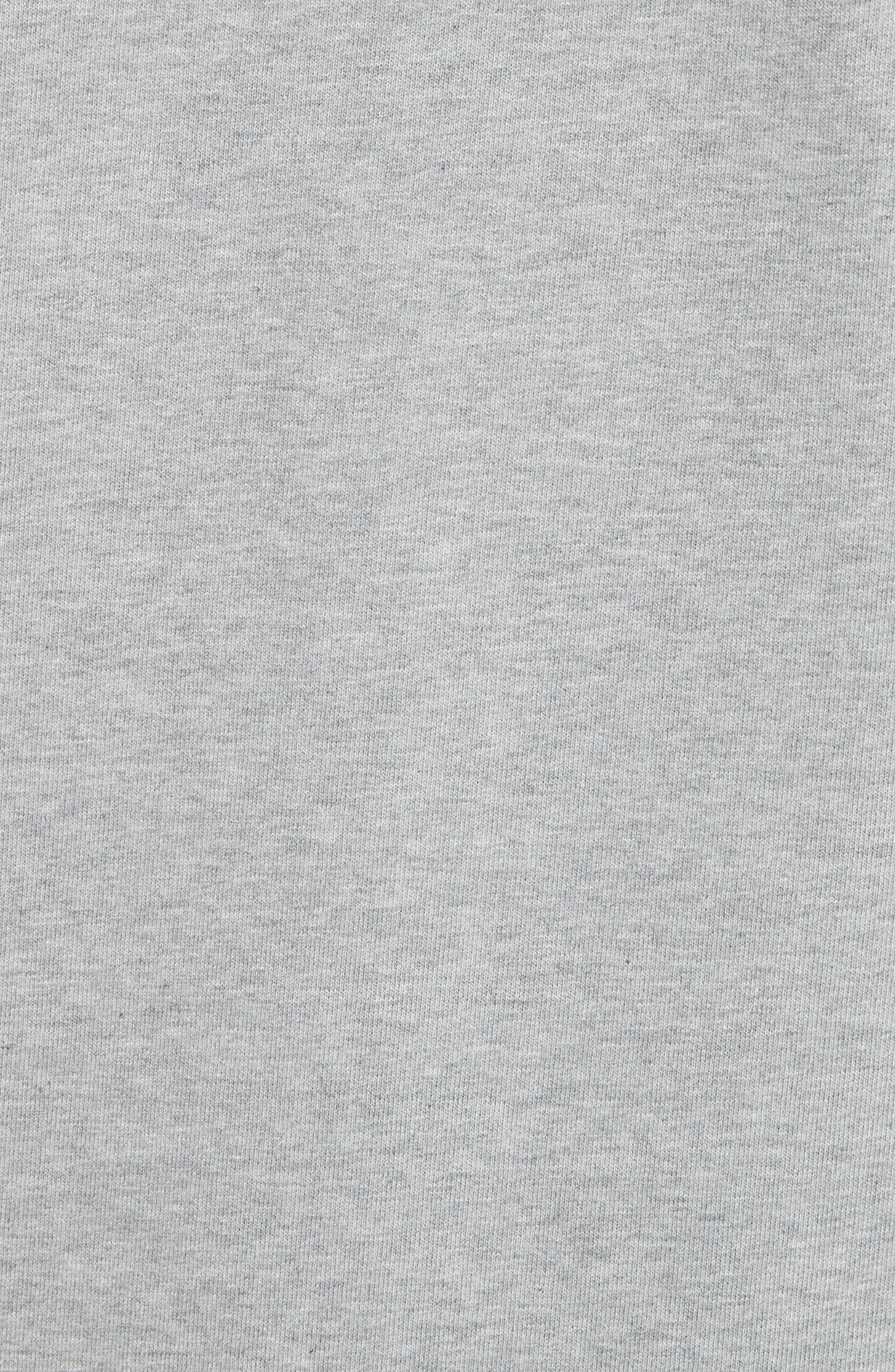 Pocket Sweatshirt,                             Alternate thumbnail 5, color,                             Grey