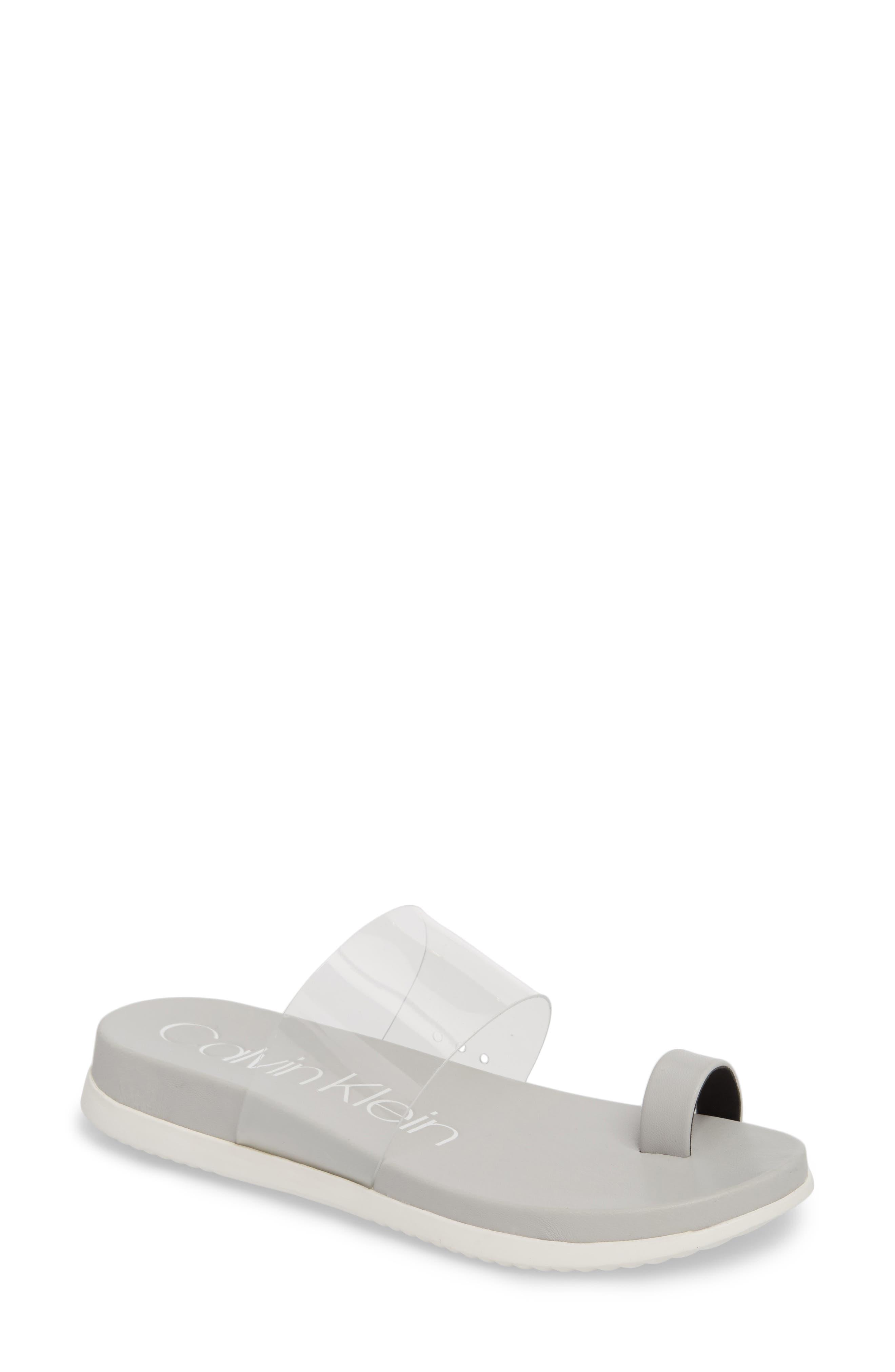 Calvin Klein Danava Slide Sandal (Women)