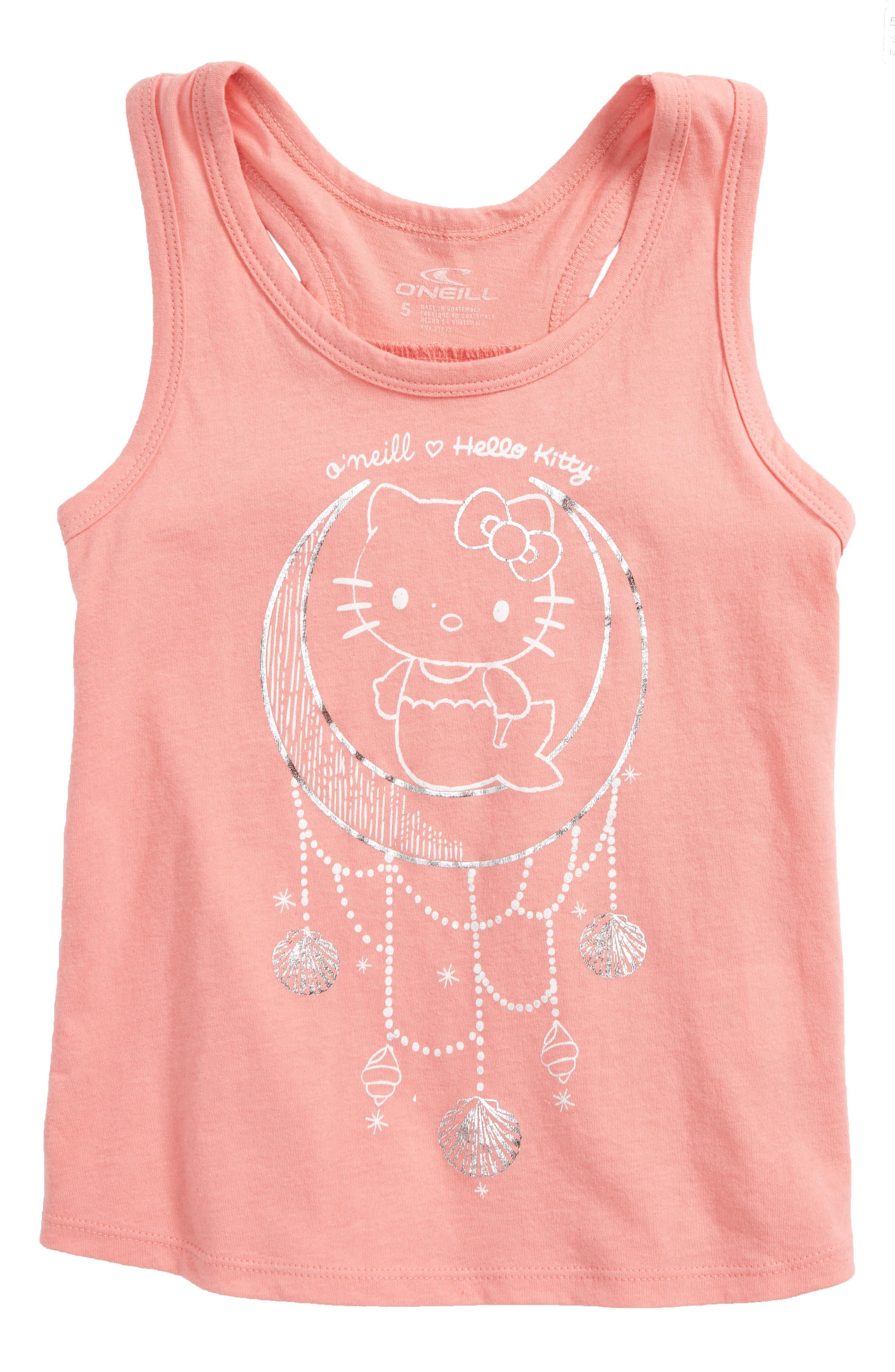 O'Neill Sea Dreamer Graphic Tank (Toddler Girls & Little Girls)