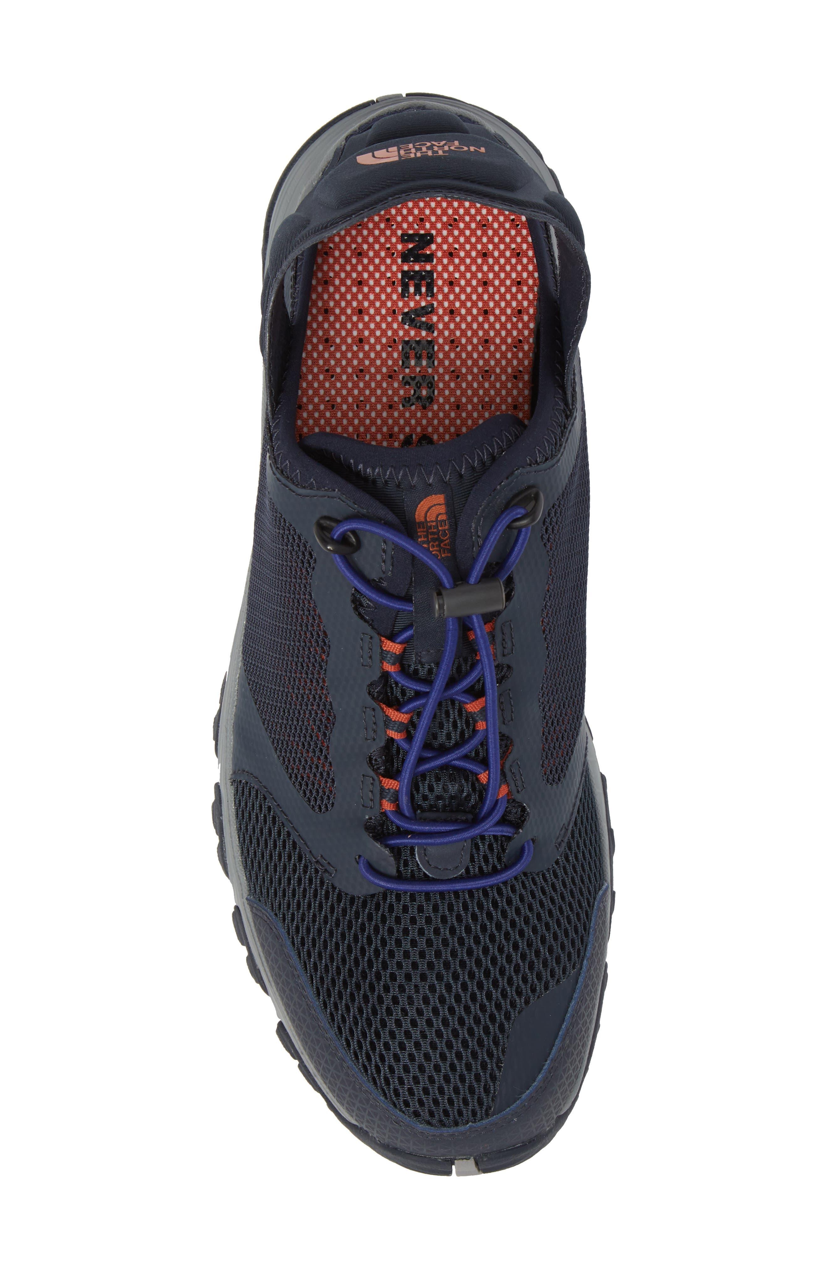Litewave Amphibious II Collapsible Sneaker,                             Alternate thumbnail 5, color,                             Urban Navy/ Brit Blue