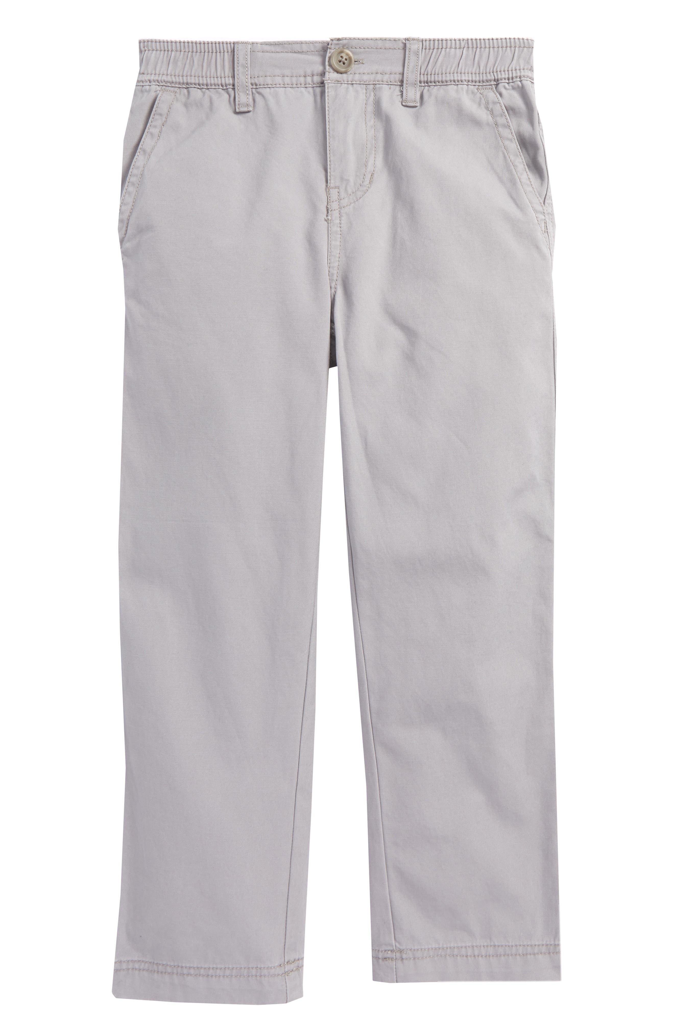 Tea Collection Cotton Pants (Toddler Boys & Little Boys)
