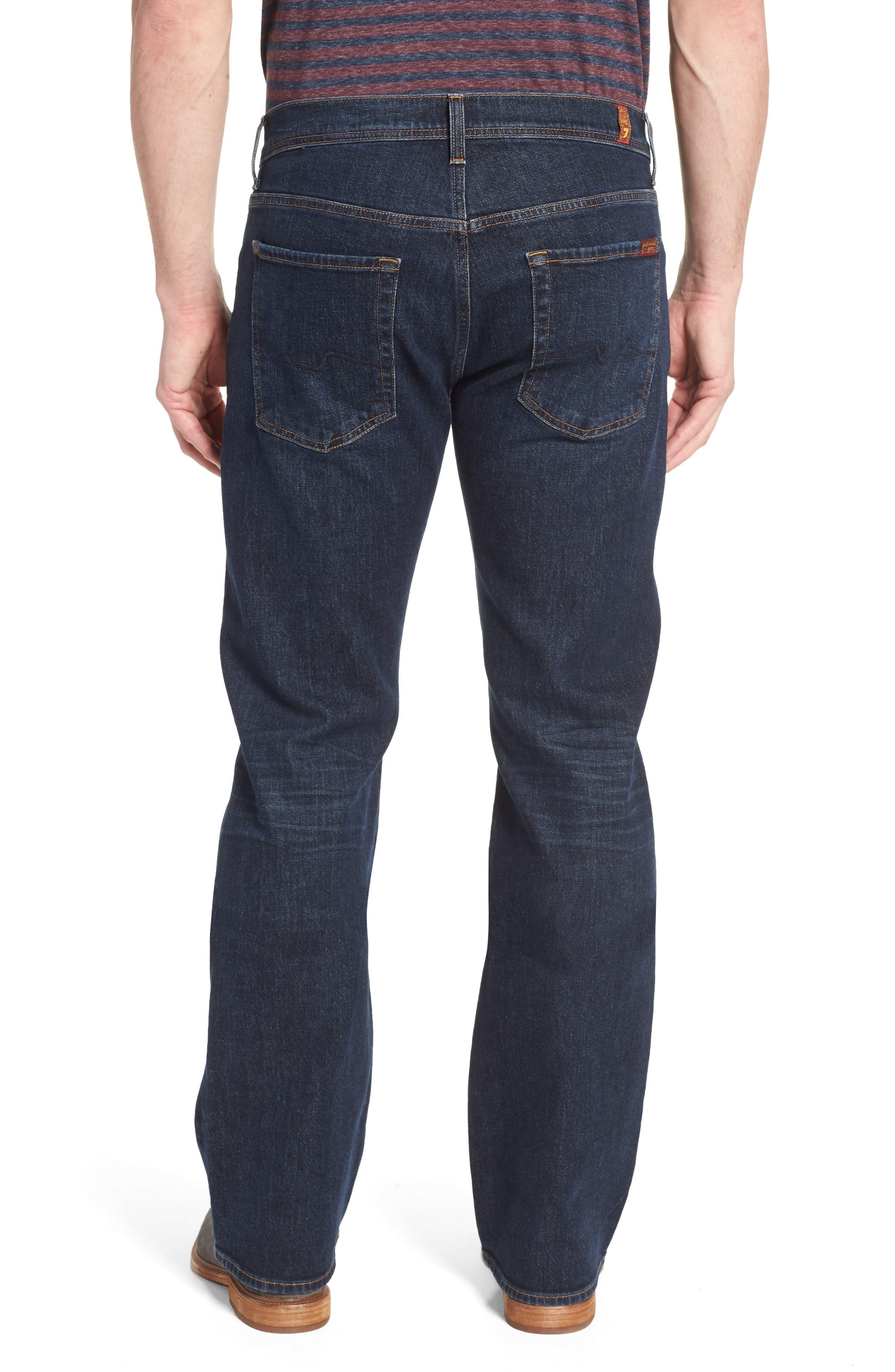 Brett Bootcut Jeans,                             Alternate thumbnail 2, color,                             Forfeit