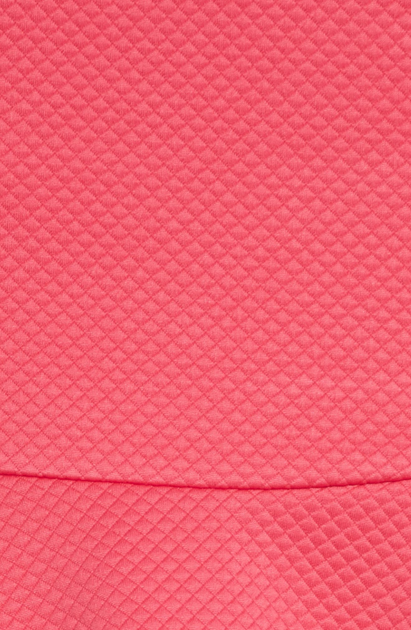 vivian dress,                             Alternate thumbnail 3, color,                             Camilla Pink