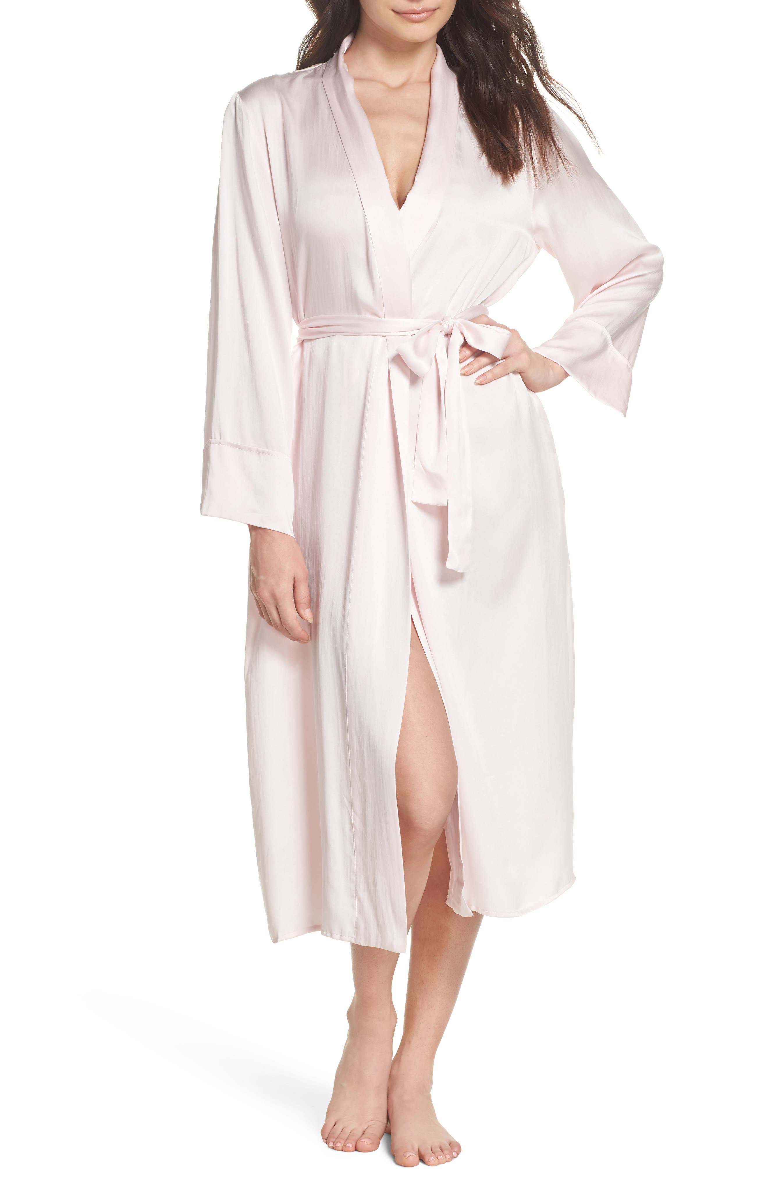 Alternate Image 1 Selected - Papinelle Silk Robe