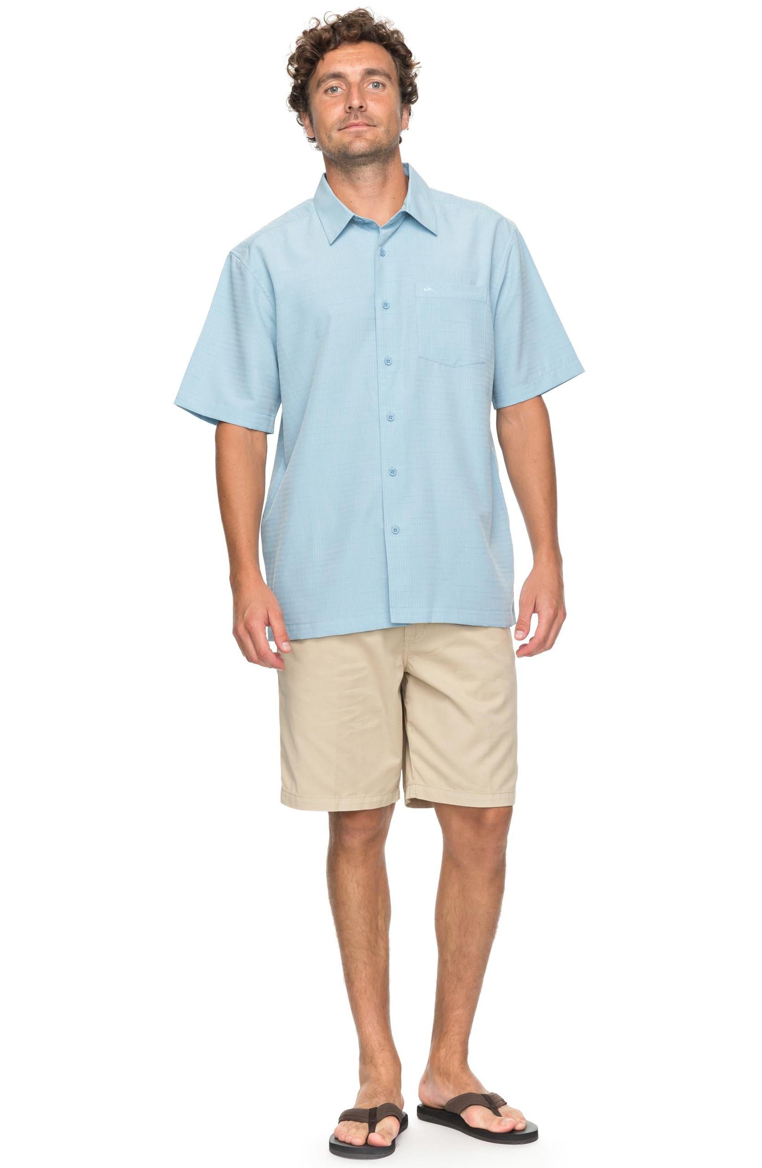 Centinala Shirt,                             Alternate thumbnail 3, color,                             Blue Shadow