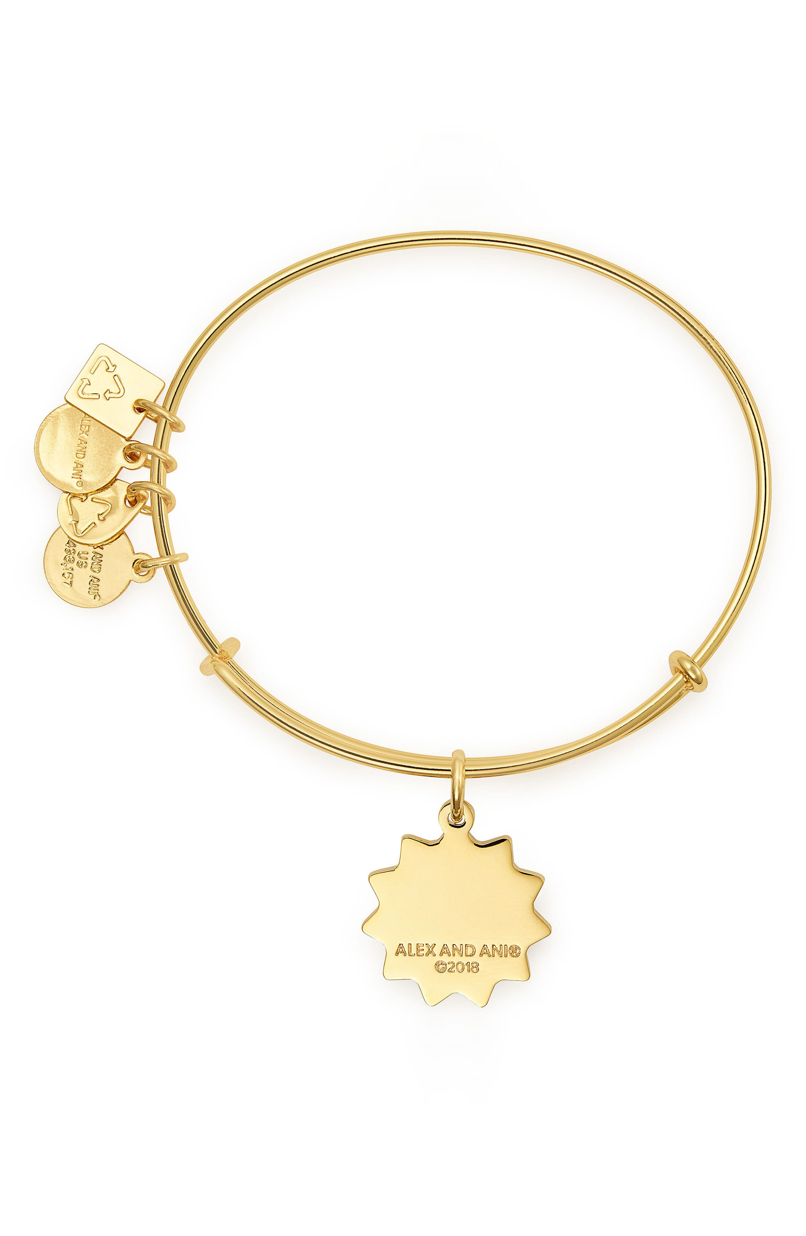 Alternate Image 2  - Alex and Ani Charity by Design You Are My Sunshine Charm Bracelet