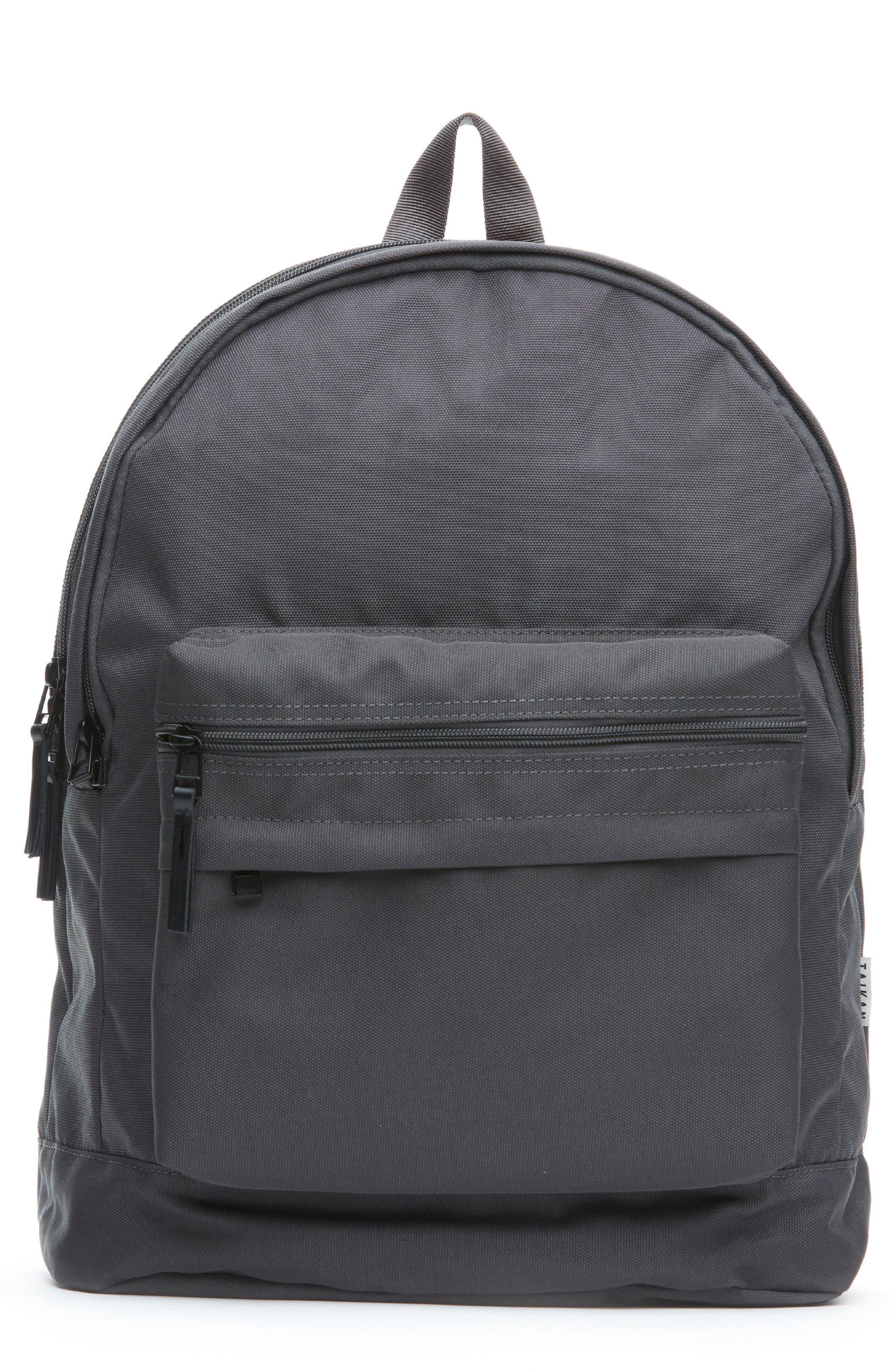 Lancer Backpack,                         Main,                         color, Charcoal