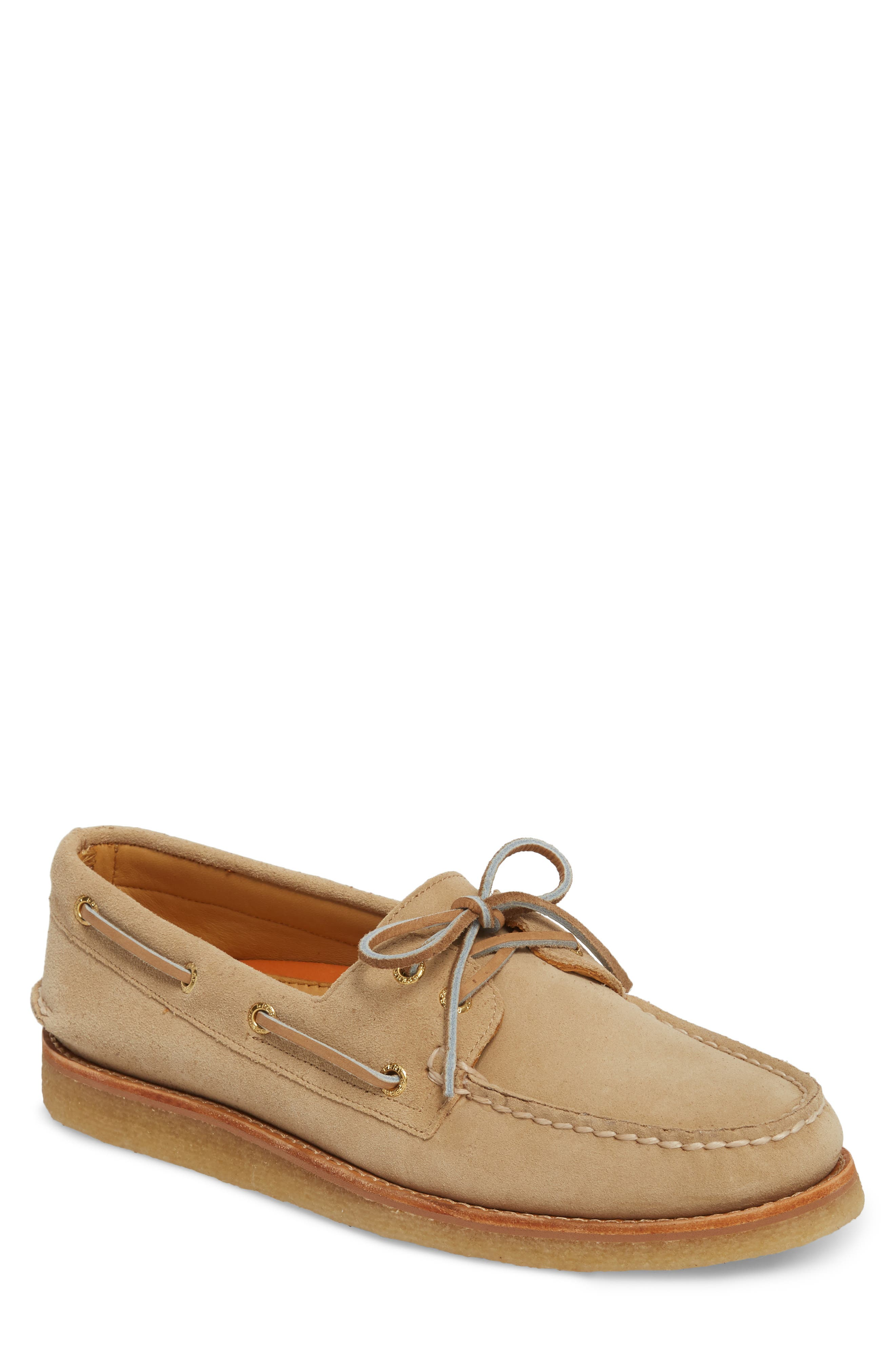 Alternate Image 1 Selected - Sperry Gold Cup AO 2-Eye Boat Shoe (Men)