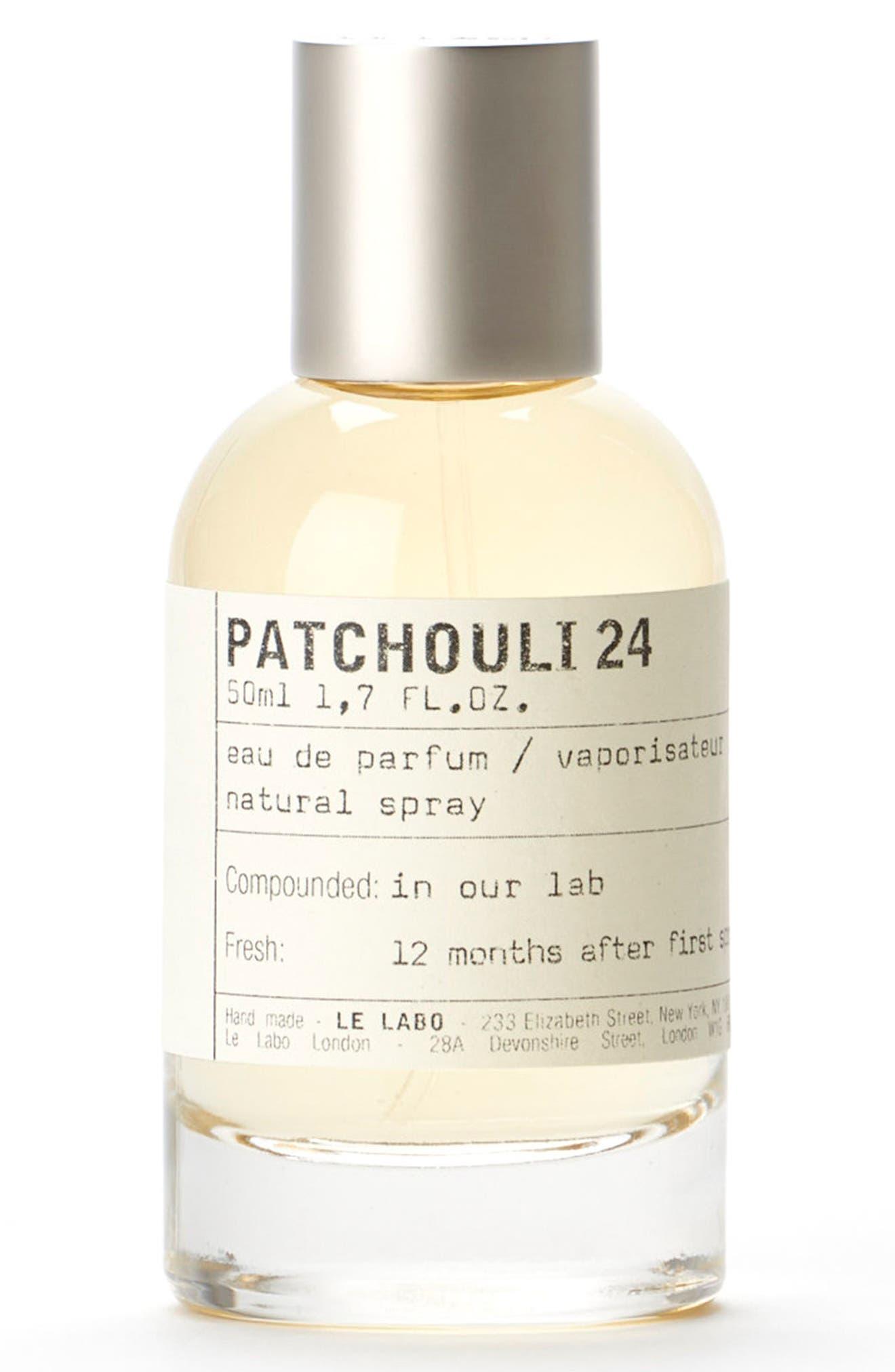 'Patchouli 24' Eau de Parfum,                             Alternate thumbnail 2, color,                             No Color