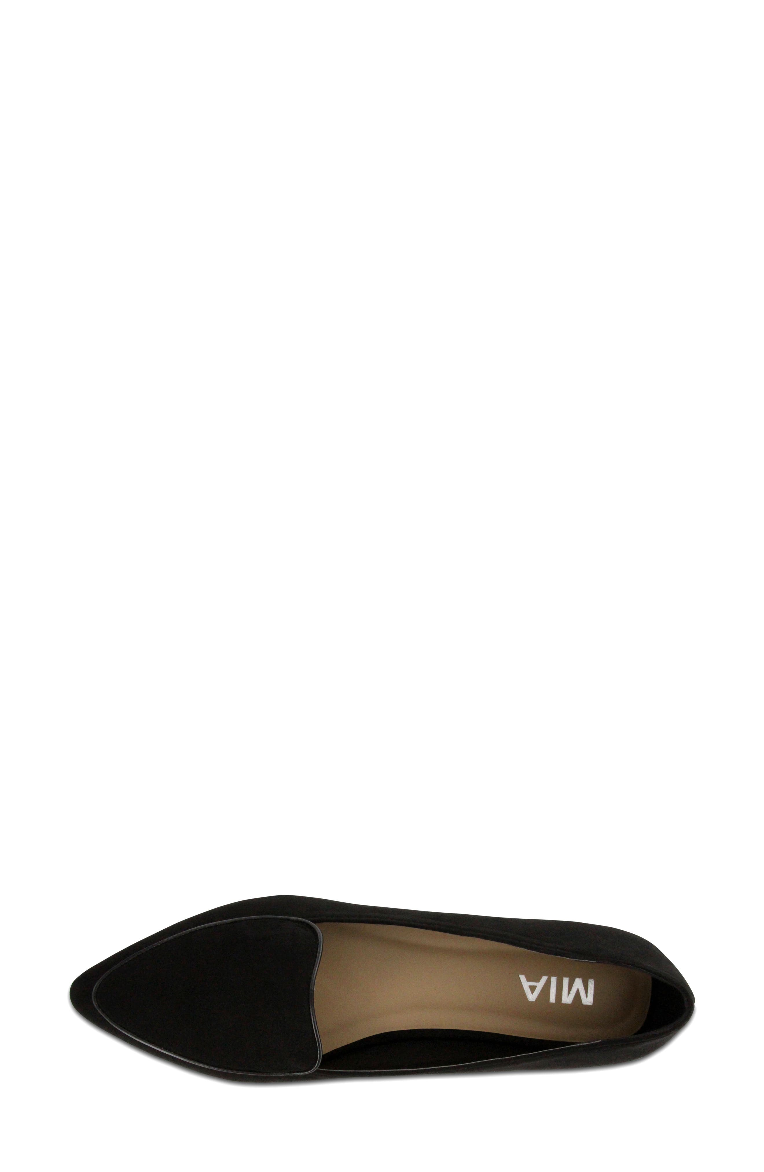Niles Loafer,                             Alternate thumbnail 4, color,                             Black