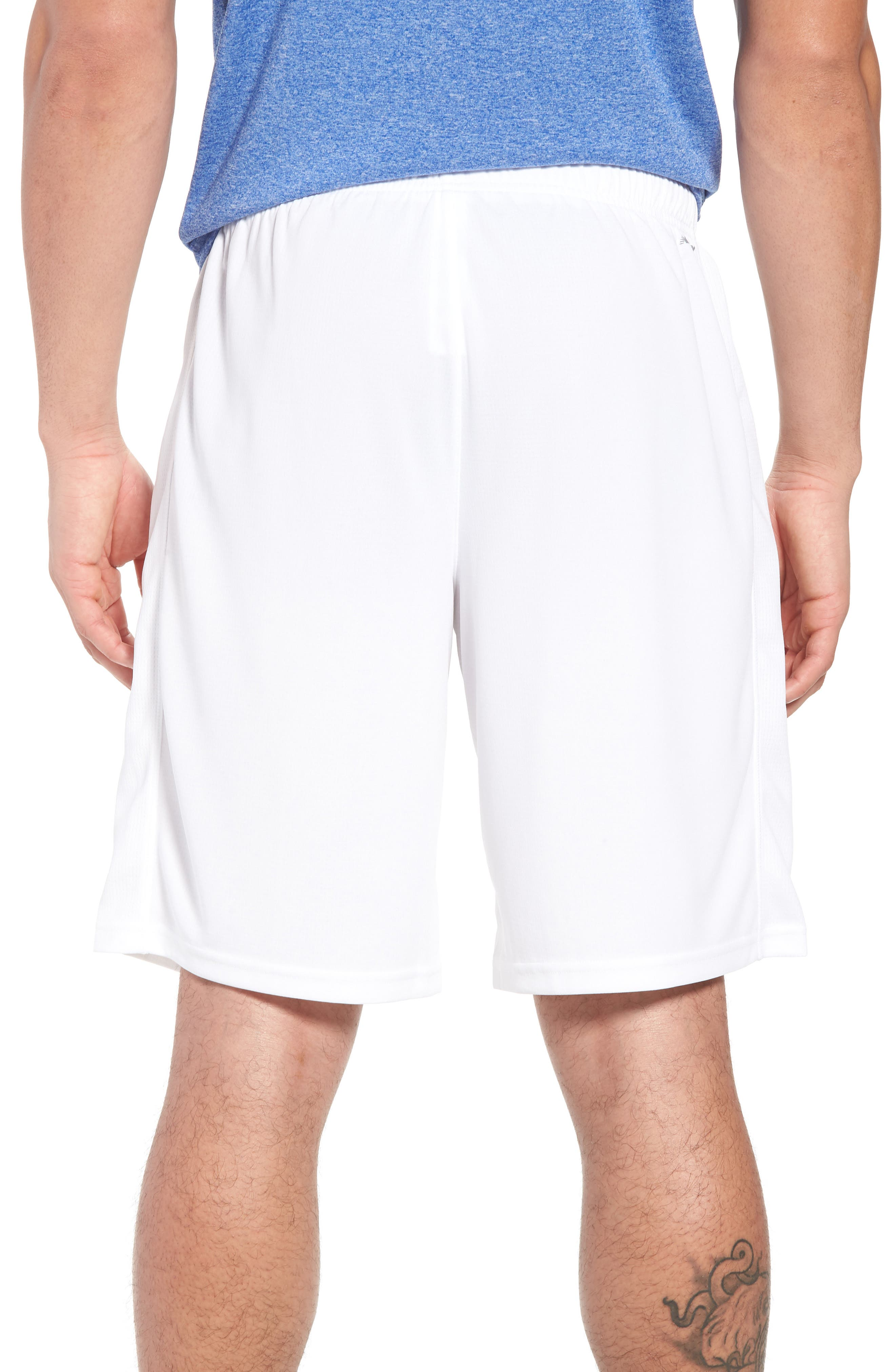Alternate Image 2  - New Balance Versa Shorts