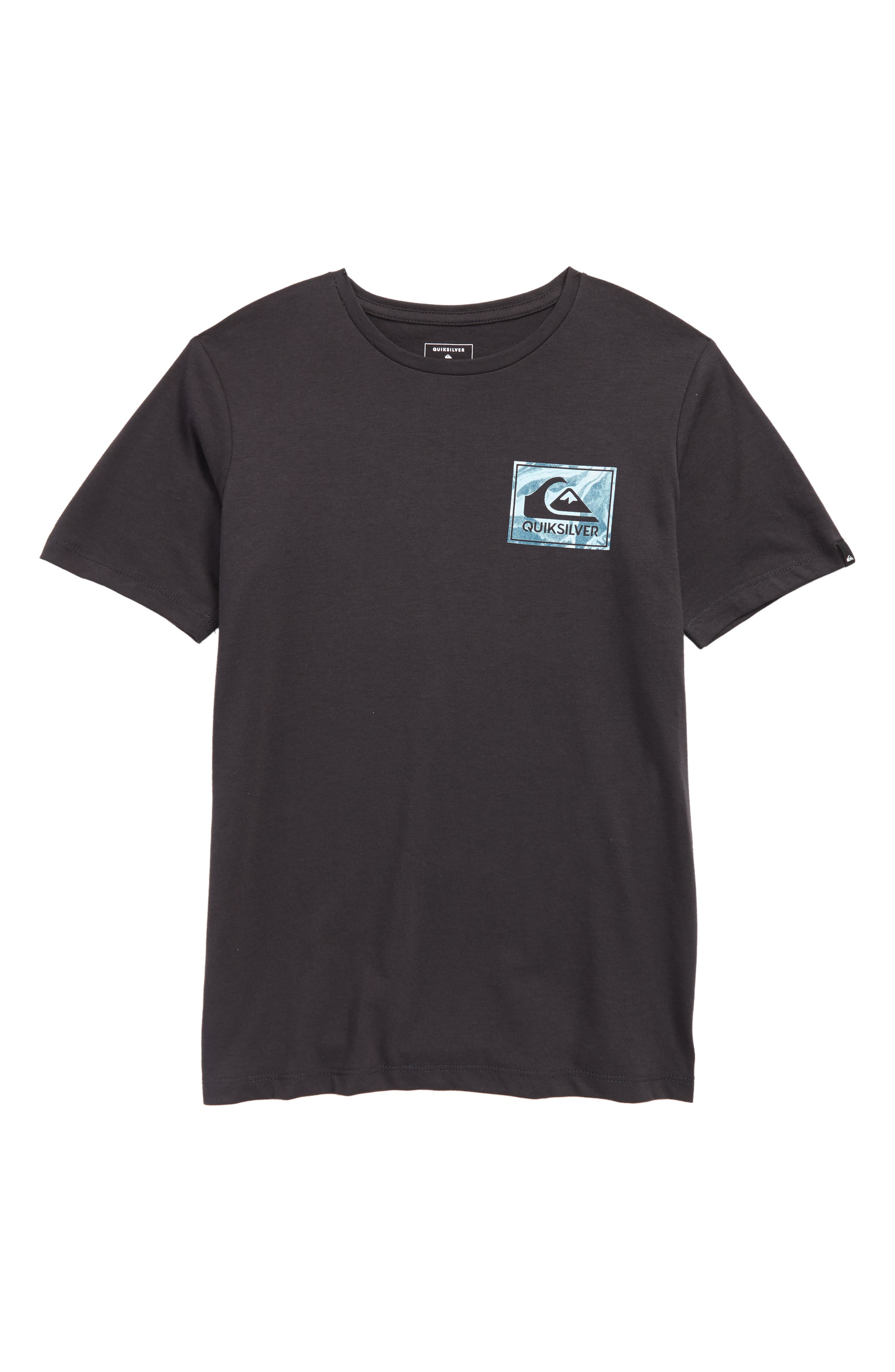 Volcano Blues T-Shirt,                         Main,                         color, Tarmac
