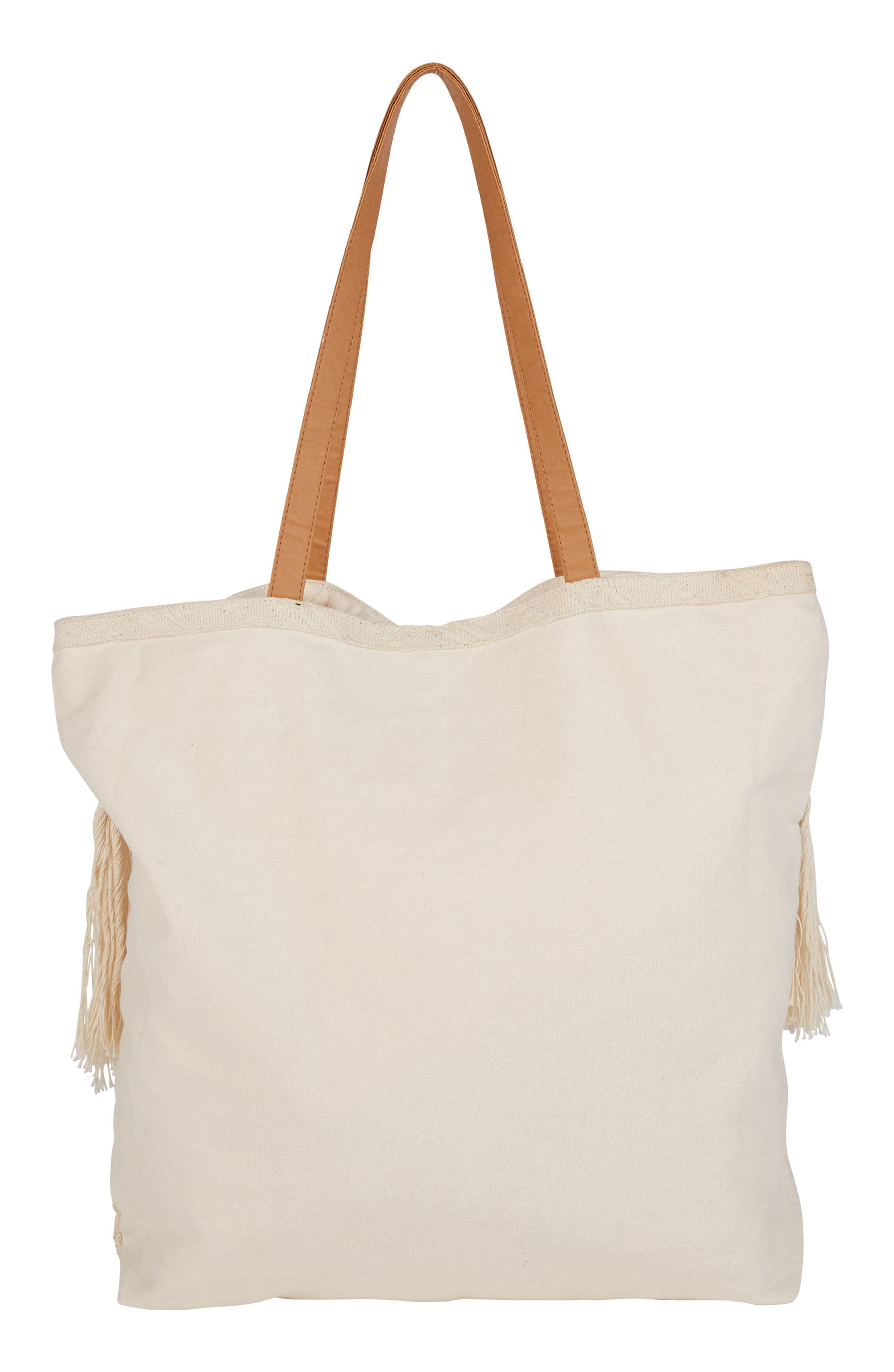 To the Limit Tote Bag,                             Alternate thumbnail 2, color,                             White Cap