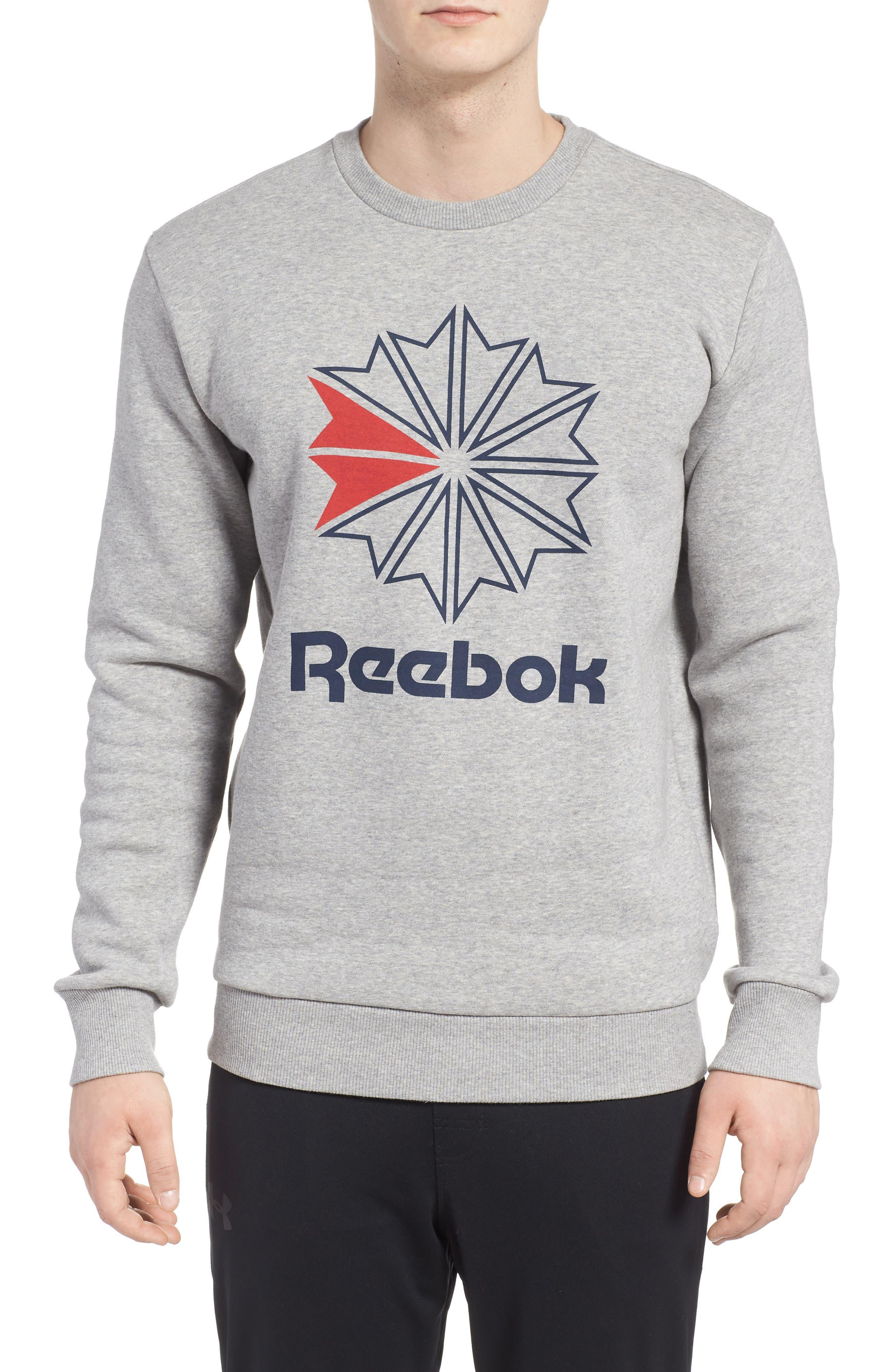 Reebok Starcrest Sweatshirt