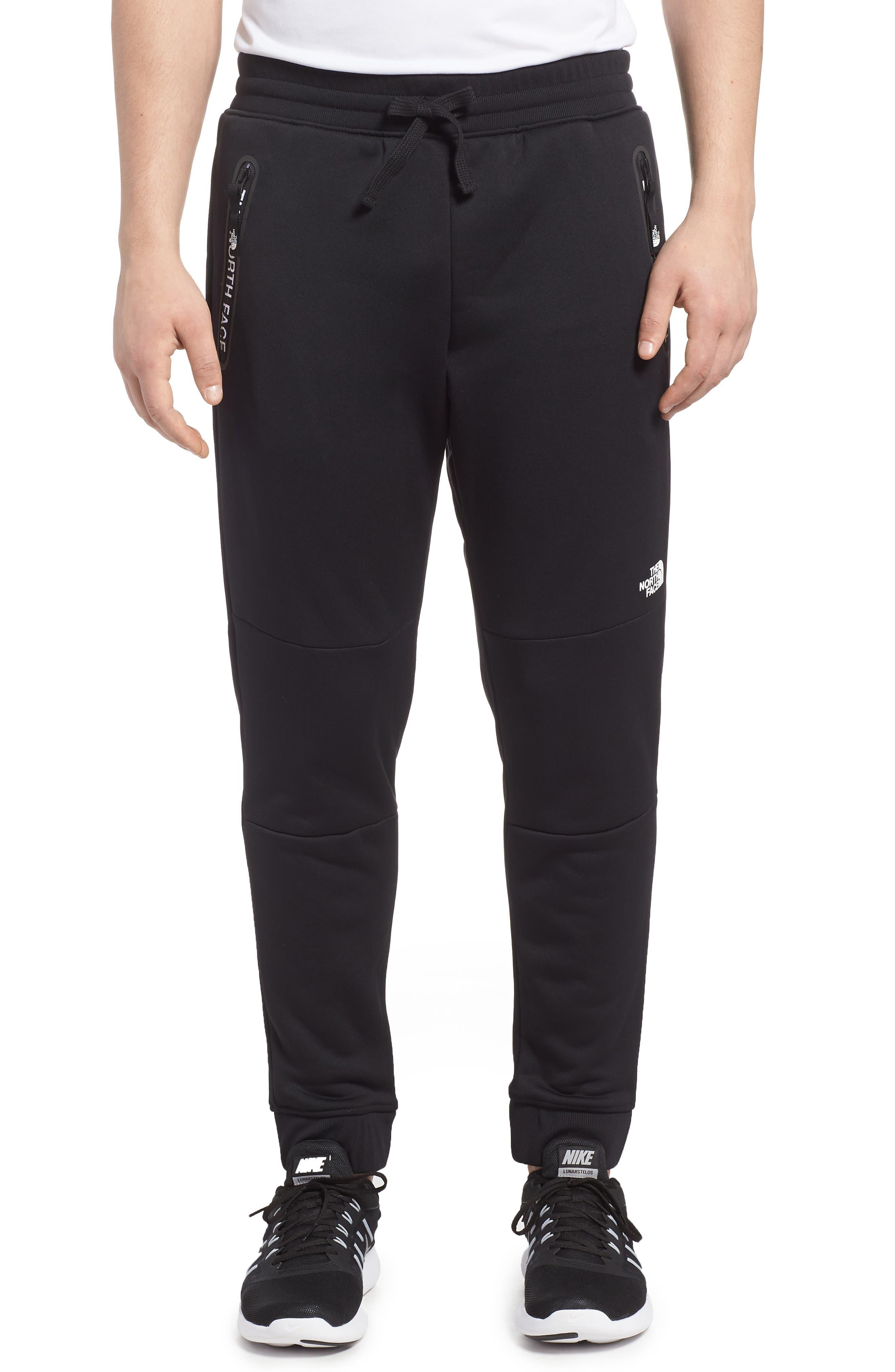 Mount Modern Jogger Pants,                         Main,                         color, Tnf Black