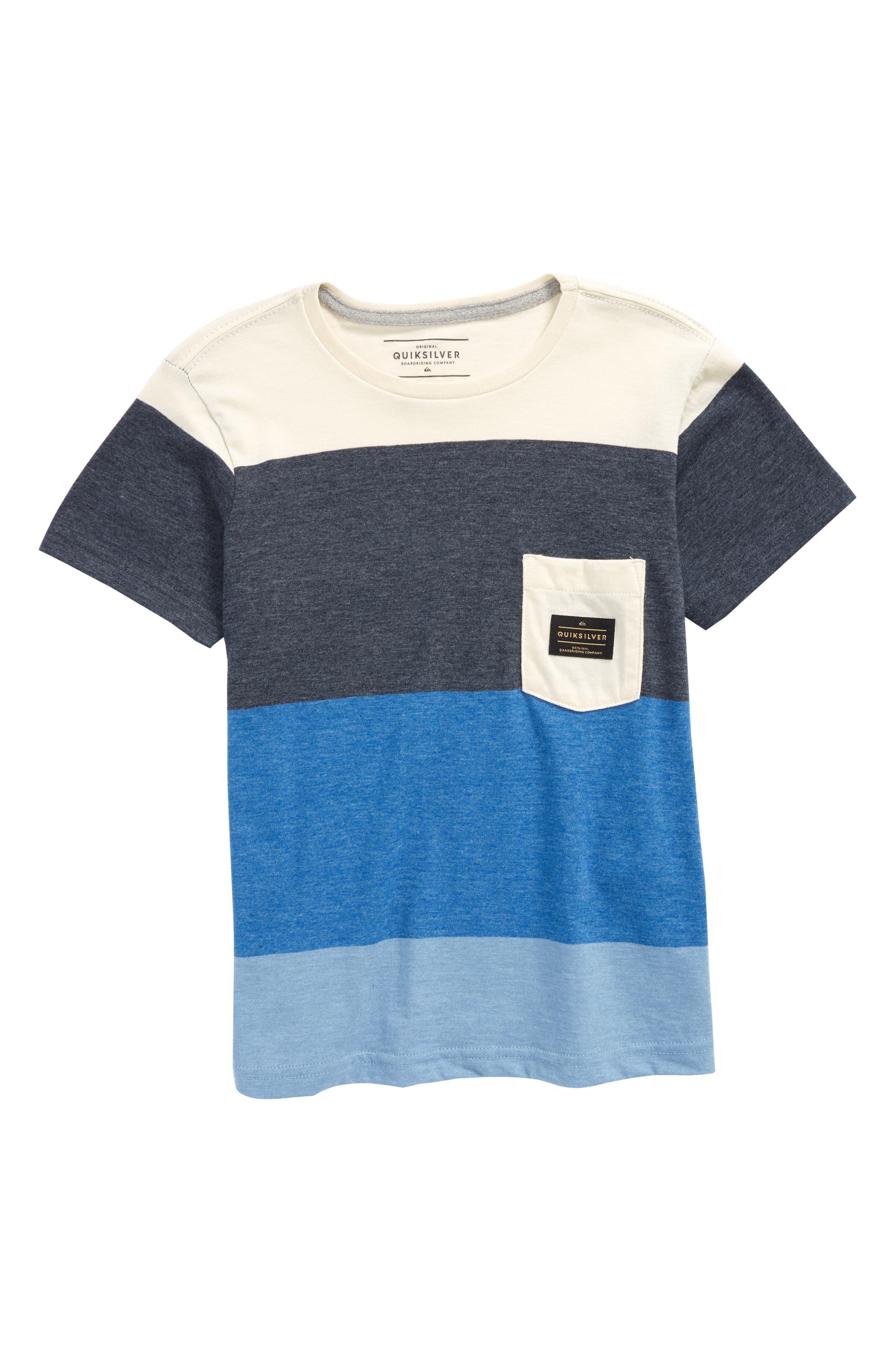 Aspenshore Pocket T-Shirt,                             Main thumbnail 1, color,                             Bright Cobalt