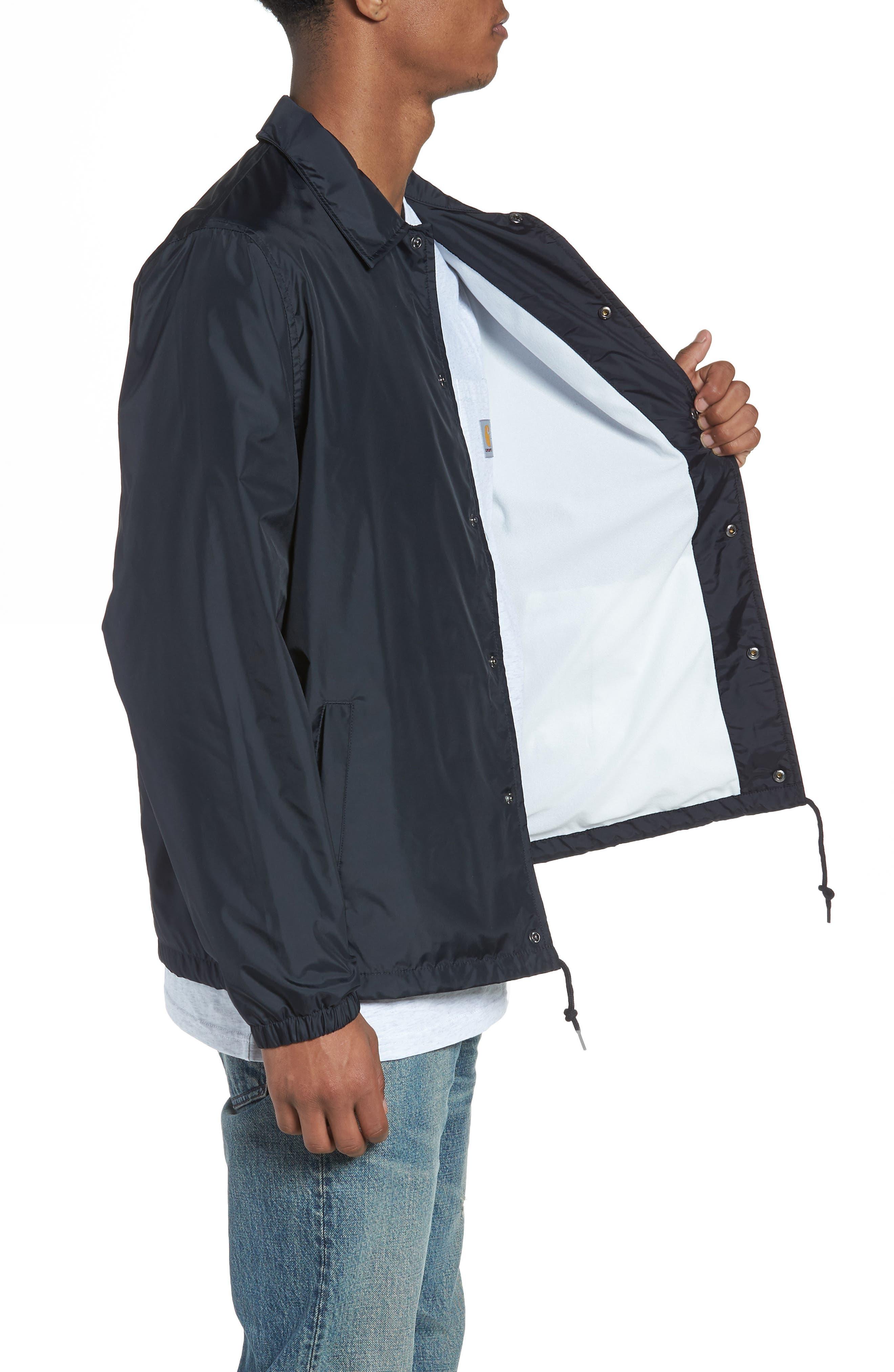 Alternate Image 3  - Carhartt Work in Progress Sport Coach's Jacket