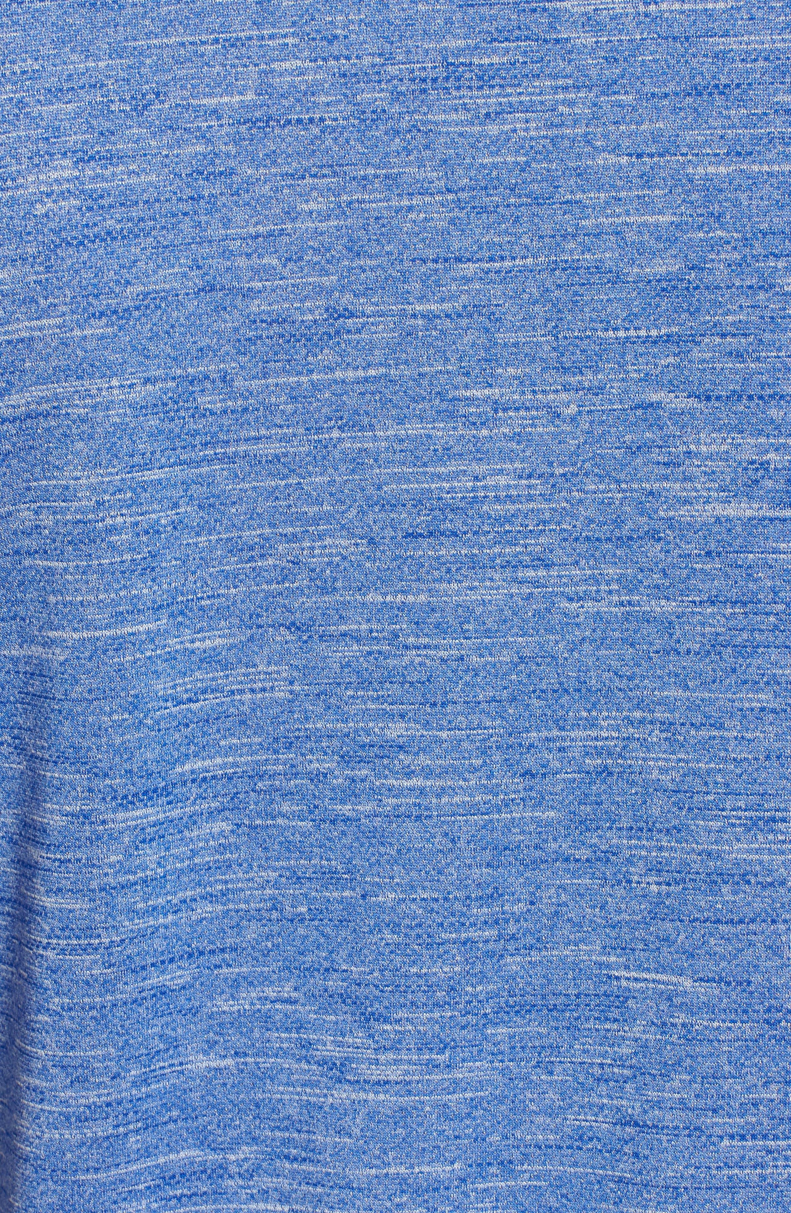 Tenacity Crewneck T-Shirt,                             Alternate thumbnail 5, color,                             Team Royal