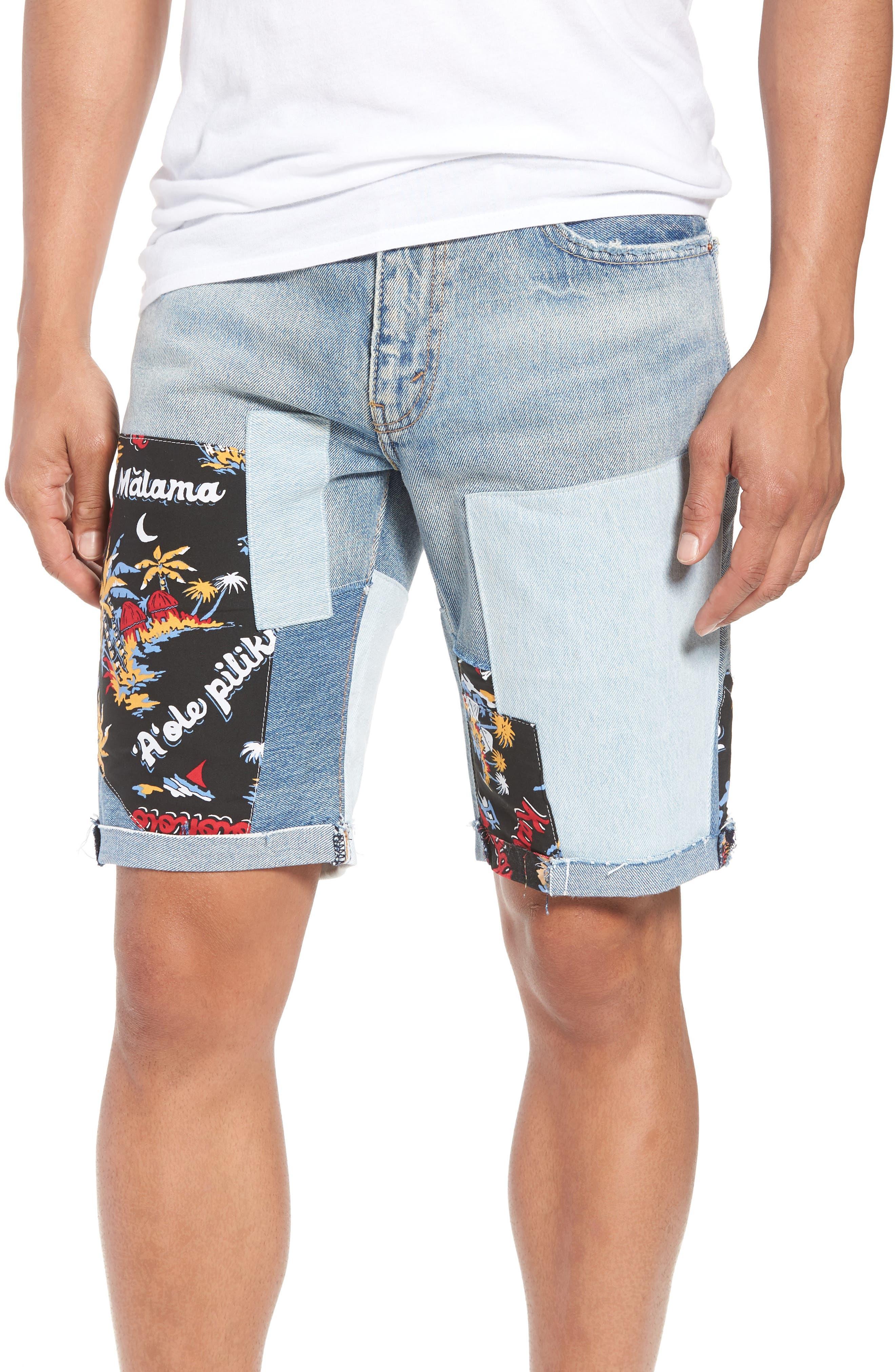 511<sup>®</sup> Cutoff Denim Shorts,                             Main thumbnail 1, color,                             Wowie Maui