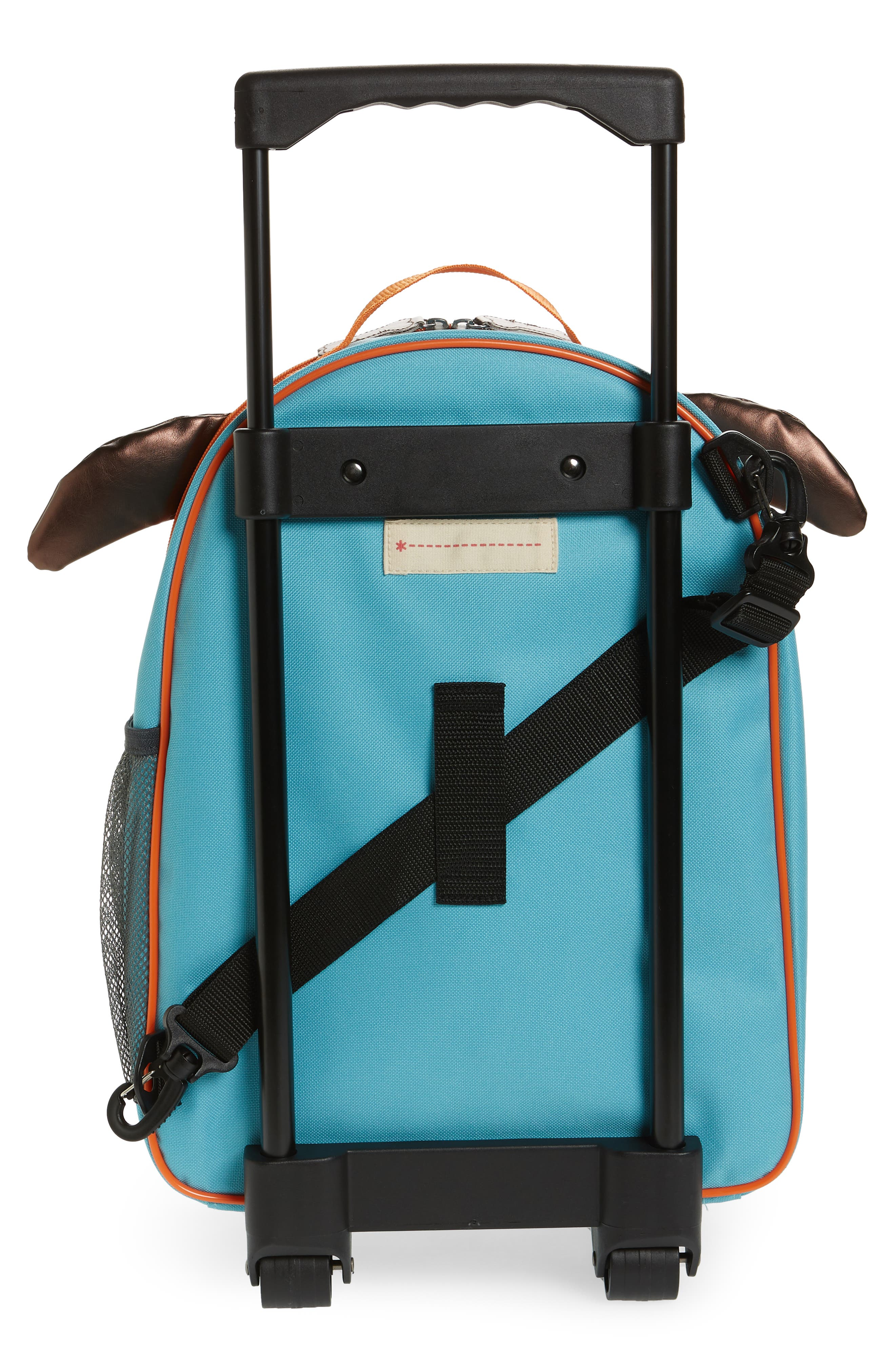 Rolling Luggage,                             Alternate thumbnail 2, color,                             Blue Dog