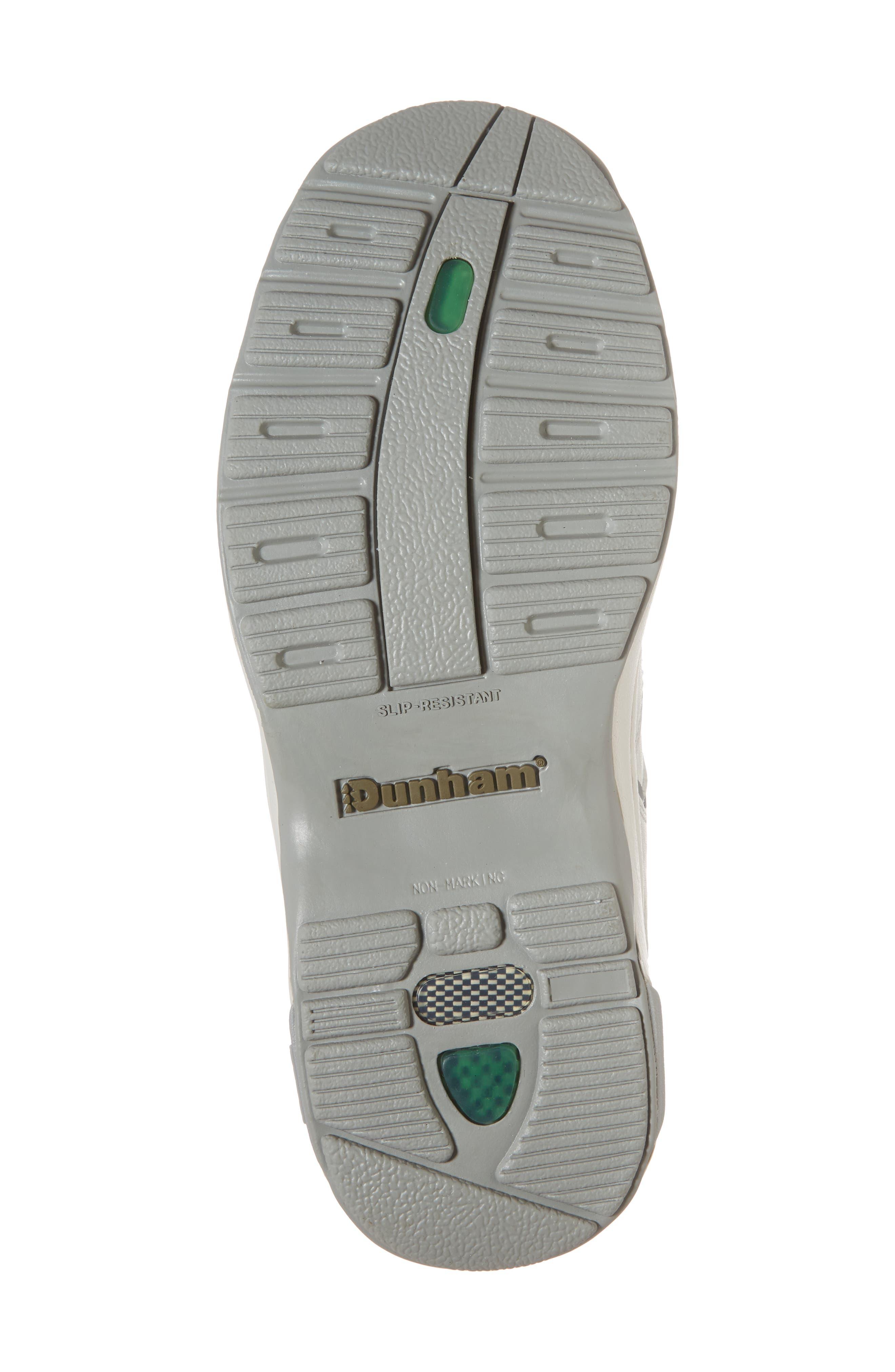 8000 Uball Sneaker,                             Alternate thumbnail 5, color,                             Off White Leather