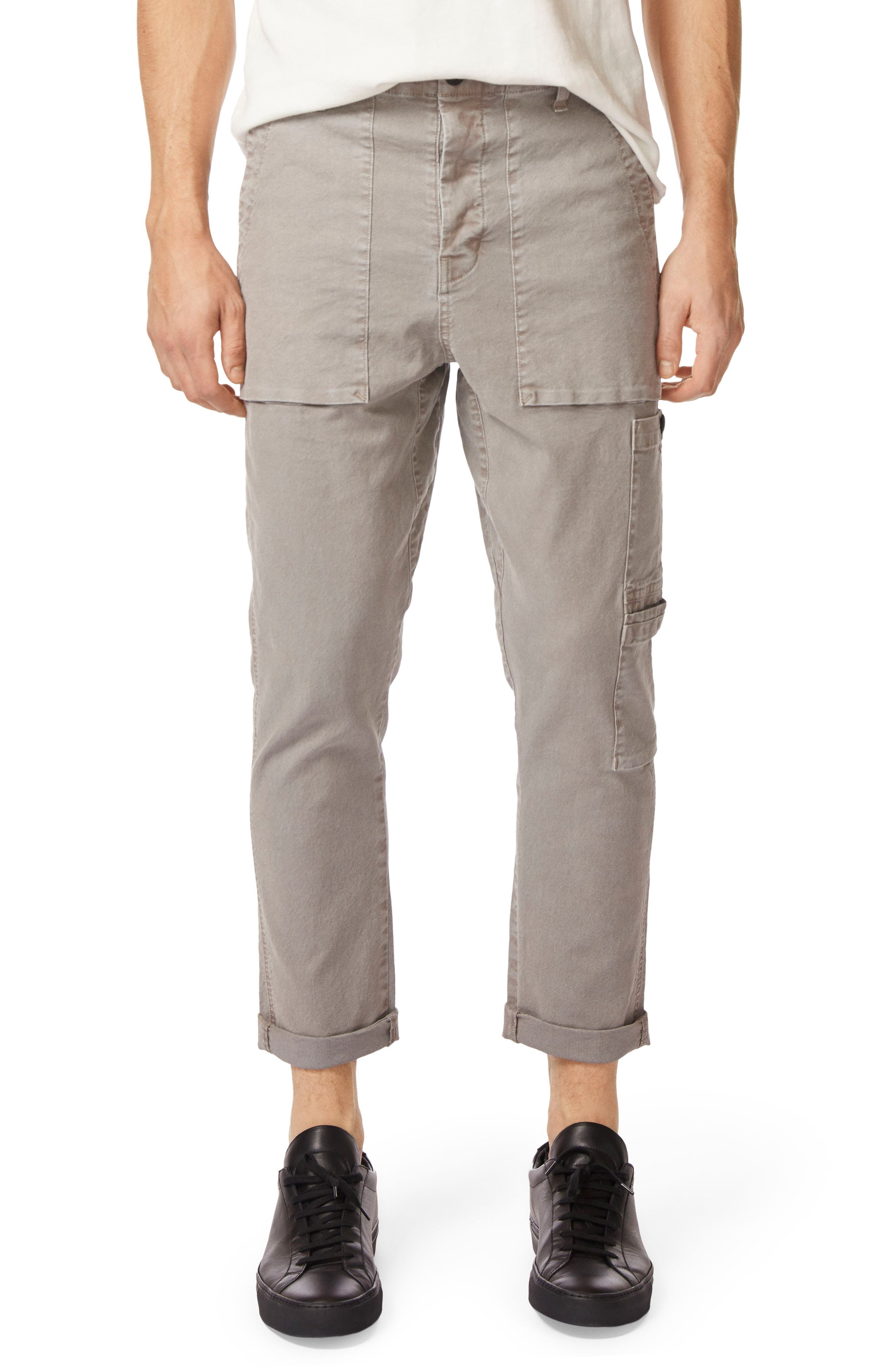 Koeficient Straight Fit Pant,                             Main thumbnail 1, color,                             Dull Drawi