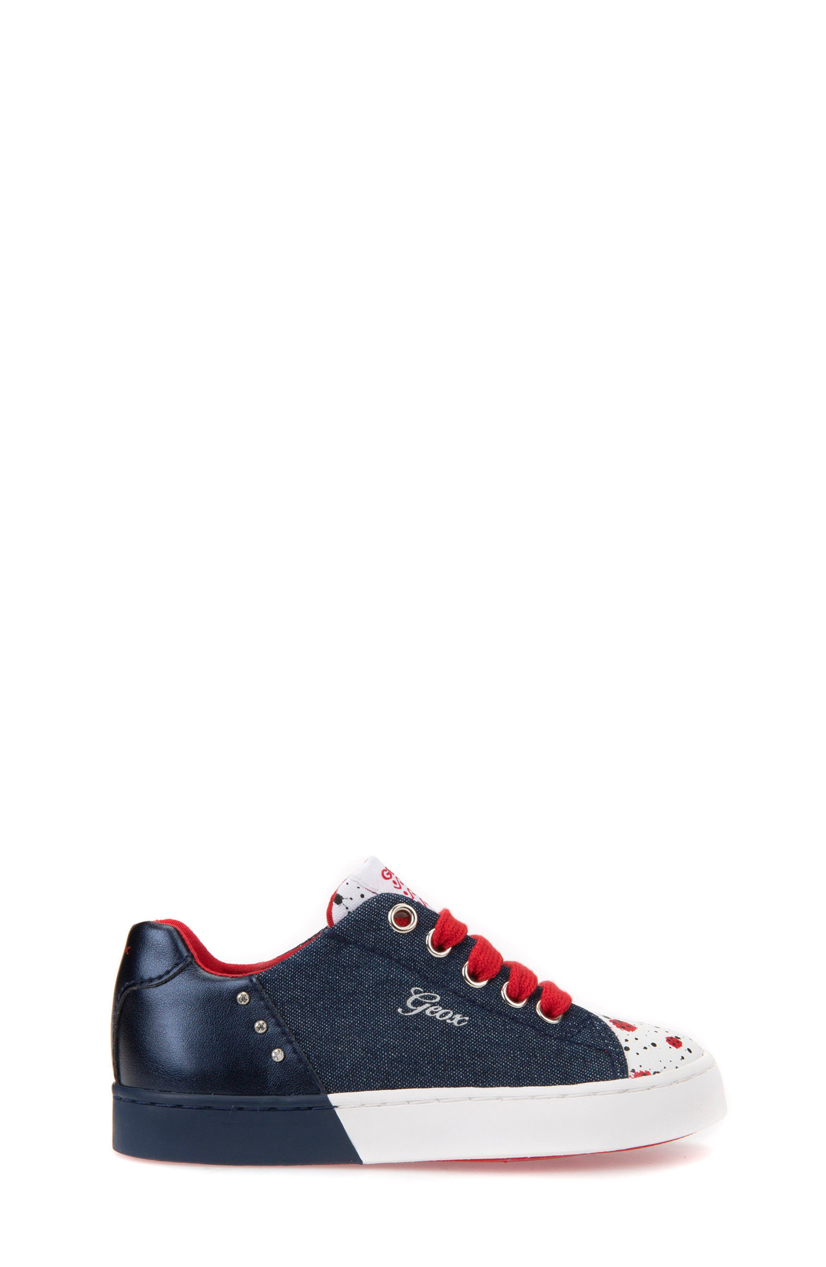 Ciak Low Top Sneaker,                             Alternate thumbnail 3, color,                             Jeans/ Navy