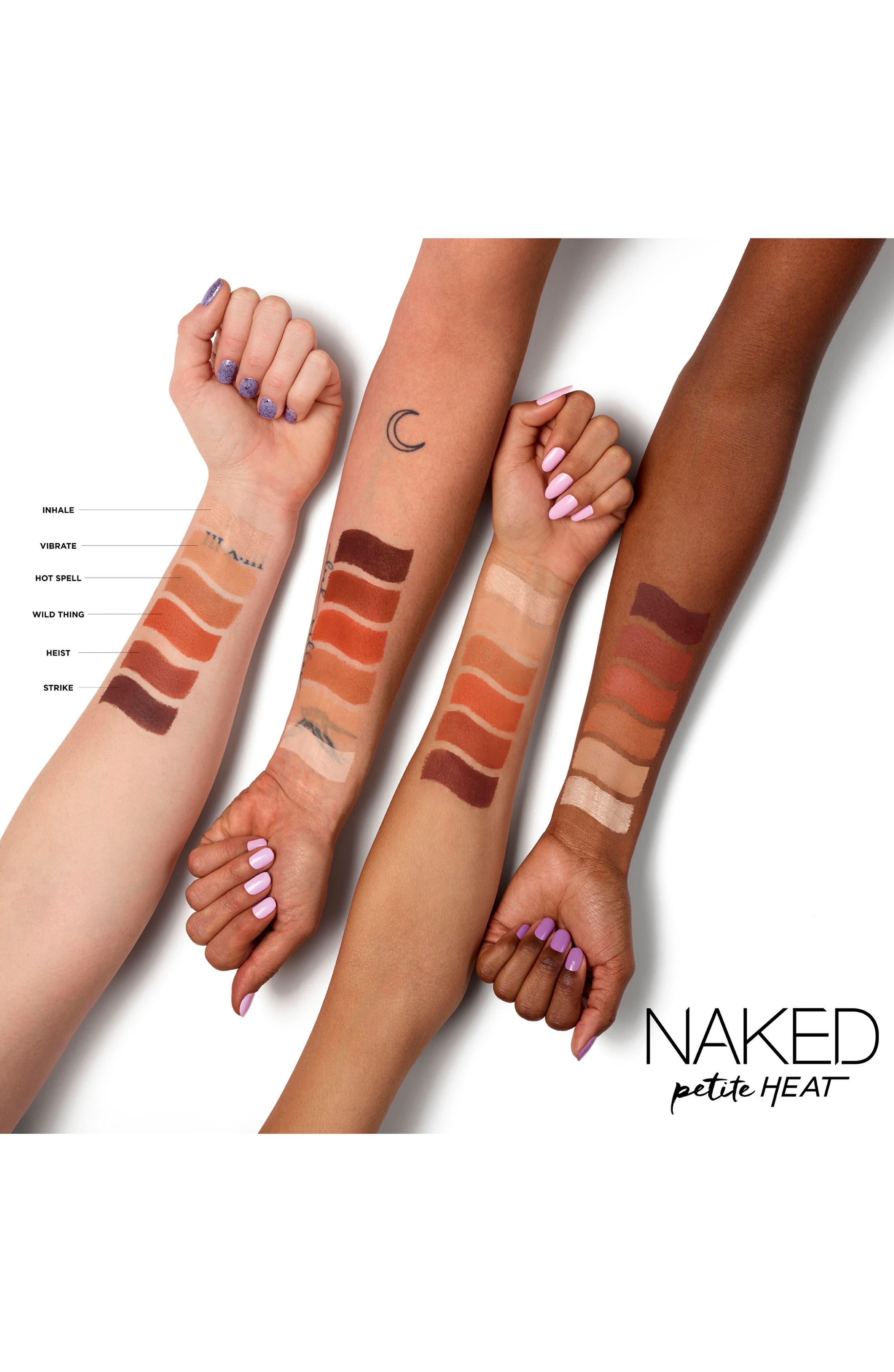 Alternate Image 2  - Urban Decay Naked Petite Heat Eyeshadow Palette