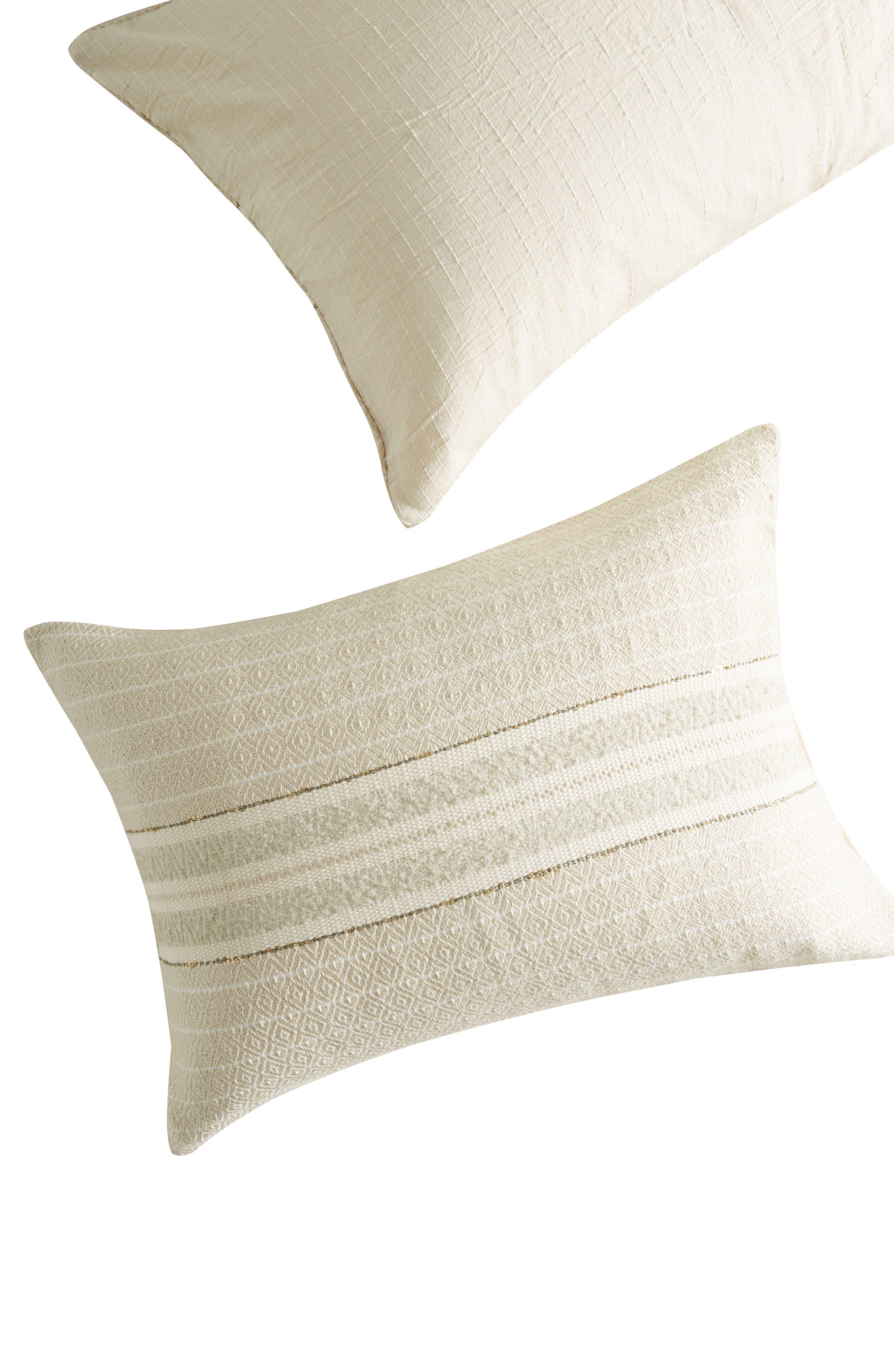Koselig Pillow Shams,                             Alternate thumbnail 2, color,                             Neutral