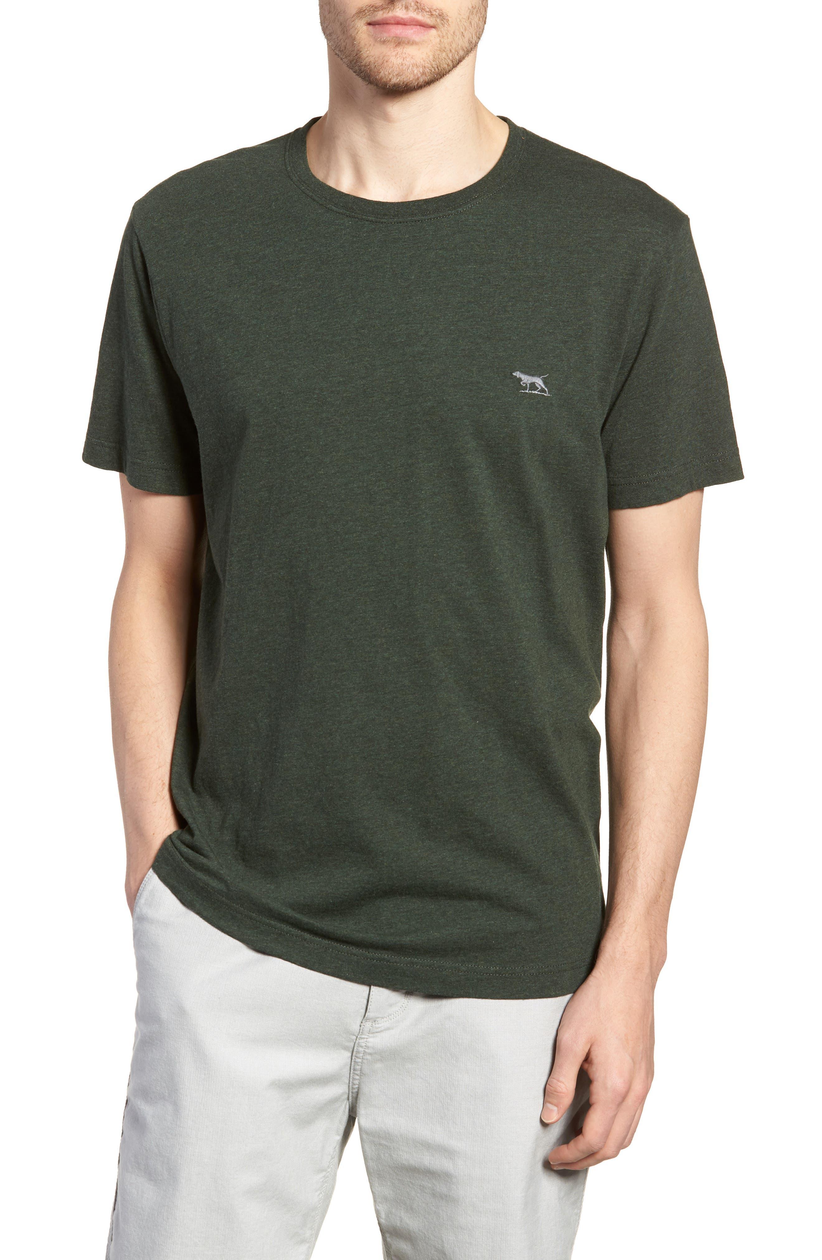 The Gunn T-Shirt,                         Main,                         color, Moss