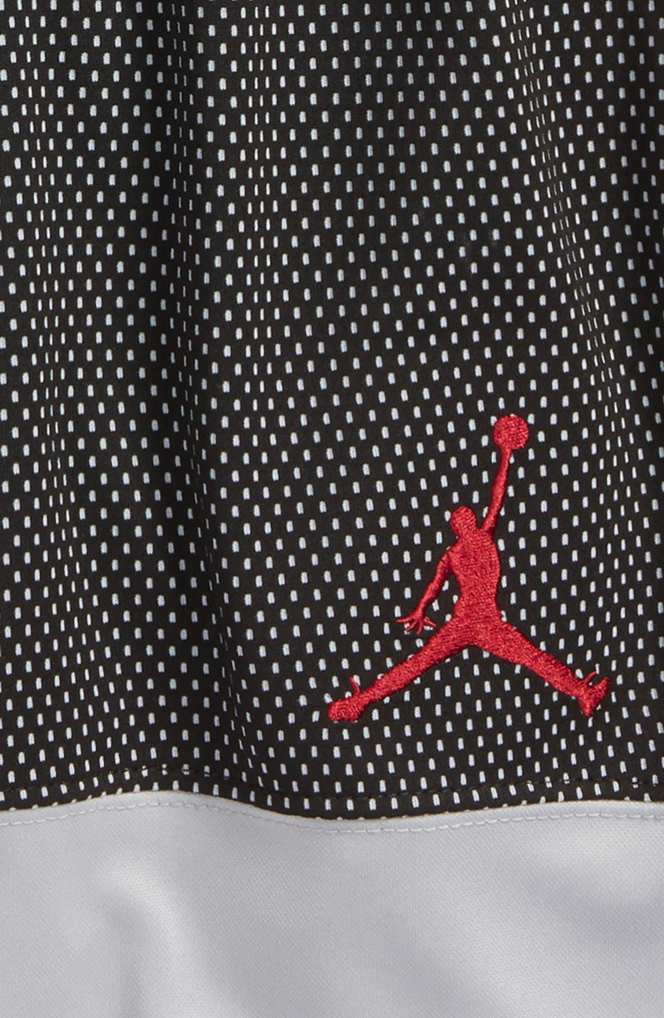 Alternate Image 3  - Jordan AJ 90s D2 Mesh Shorts (Big Boys)